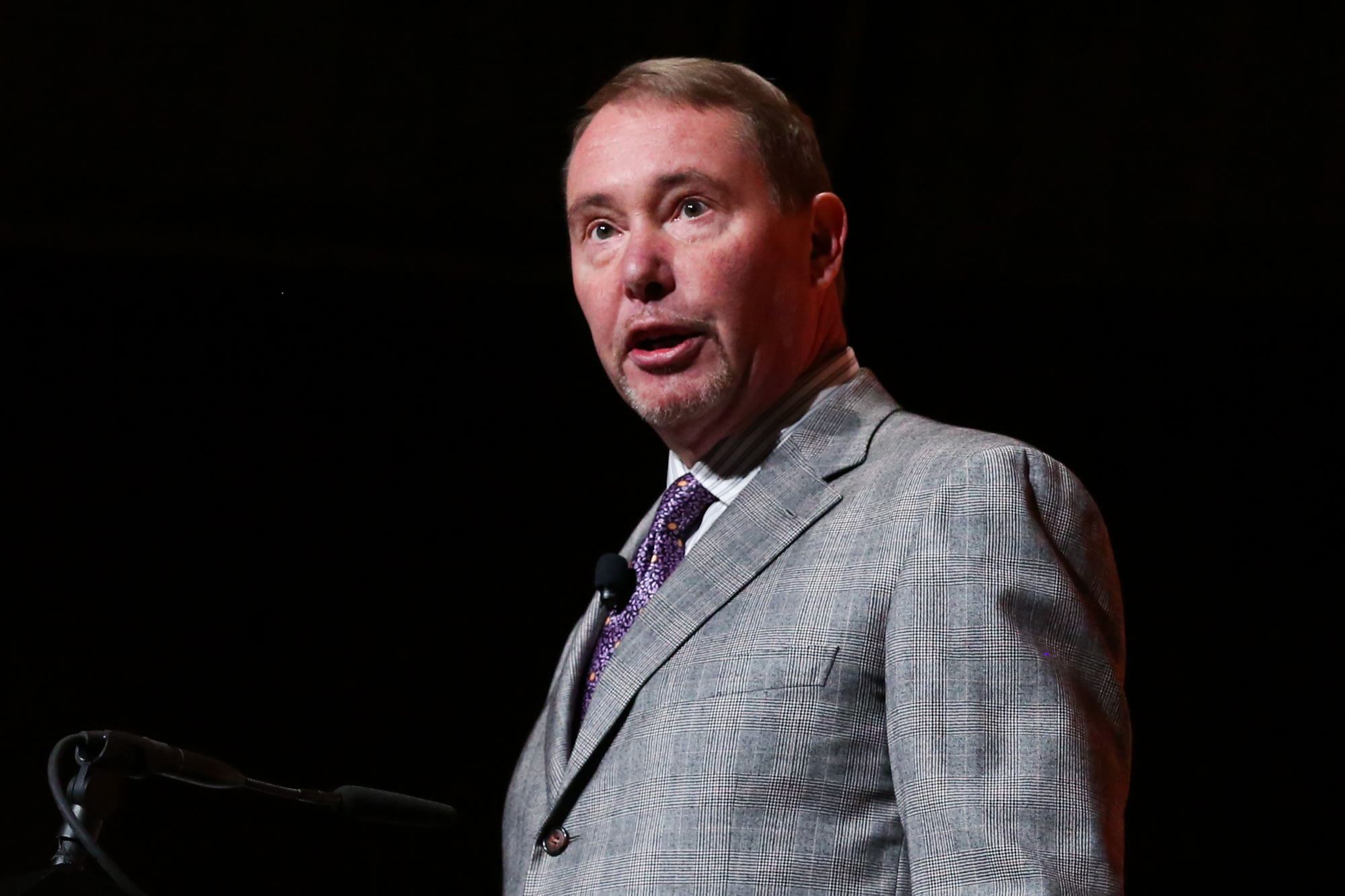 Jeffrey Gundlach says interest rates have bottomed for 2019
