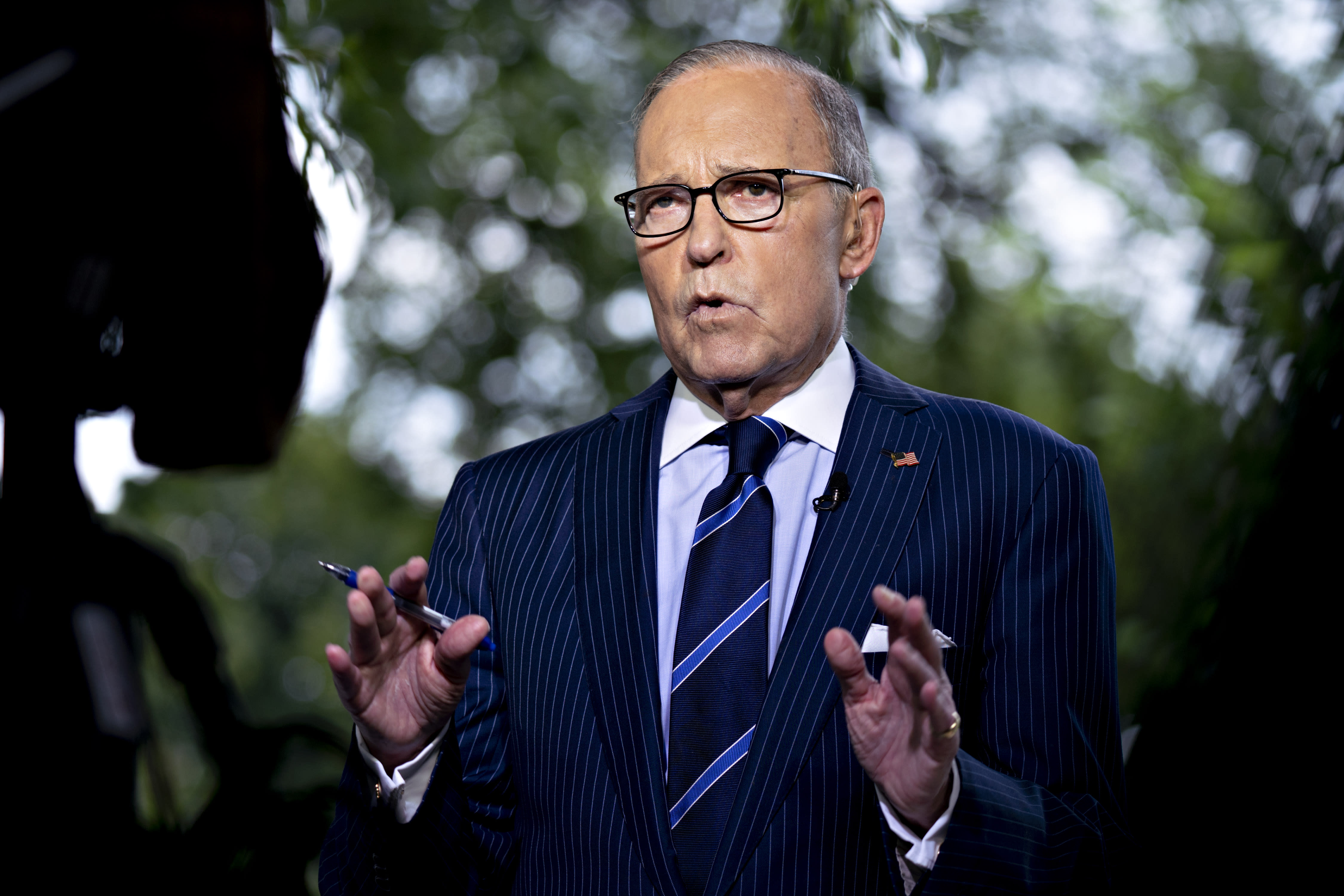Larry Kudlow says recent call with China on trade 'went very well'