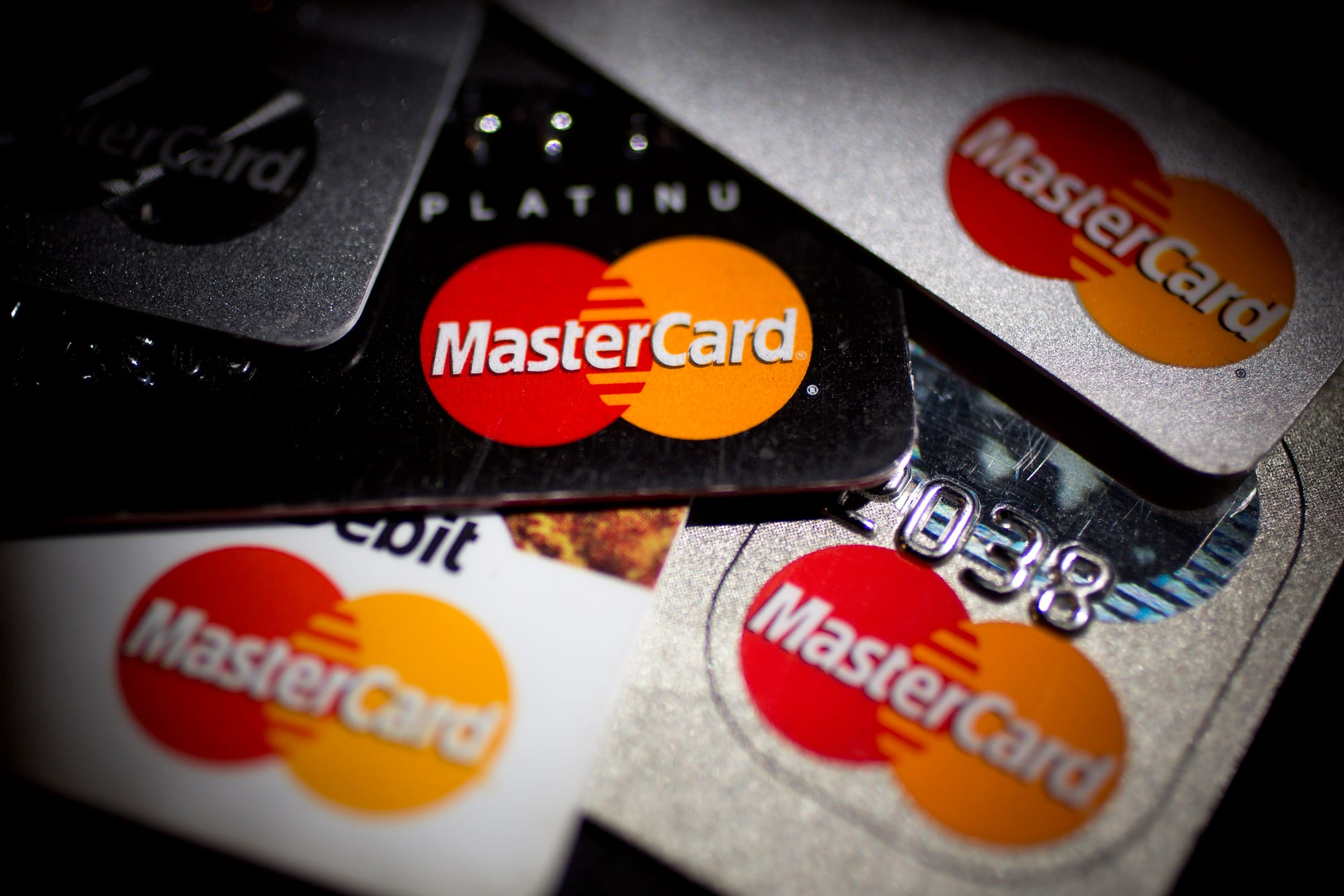 MasterCard's stock rallies nearly 50%, boosted by strong consumers