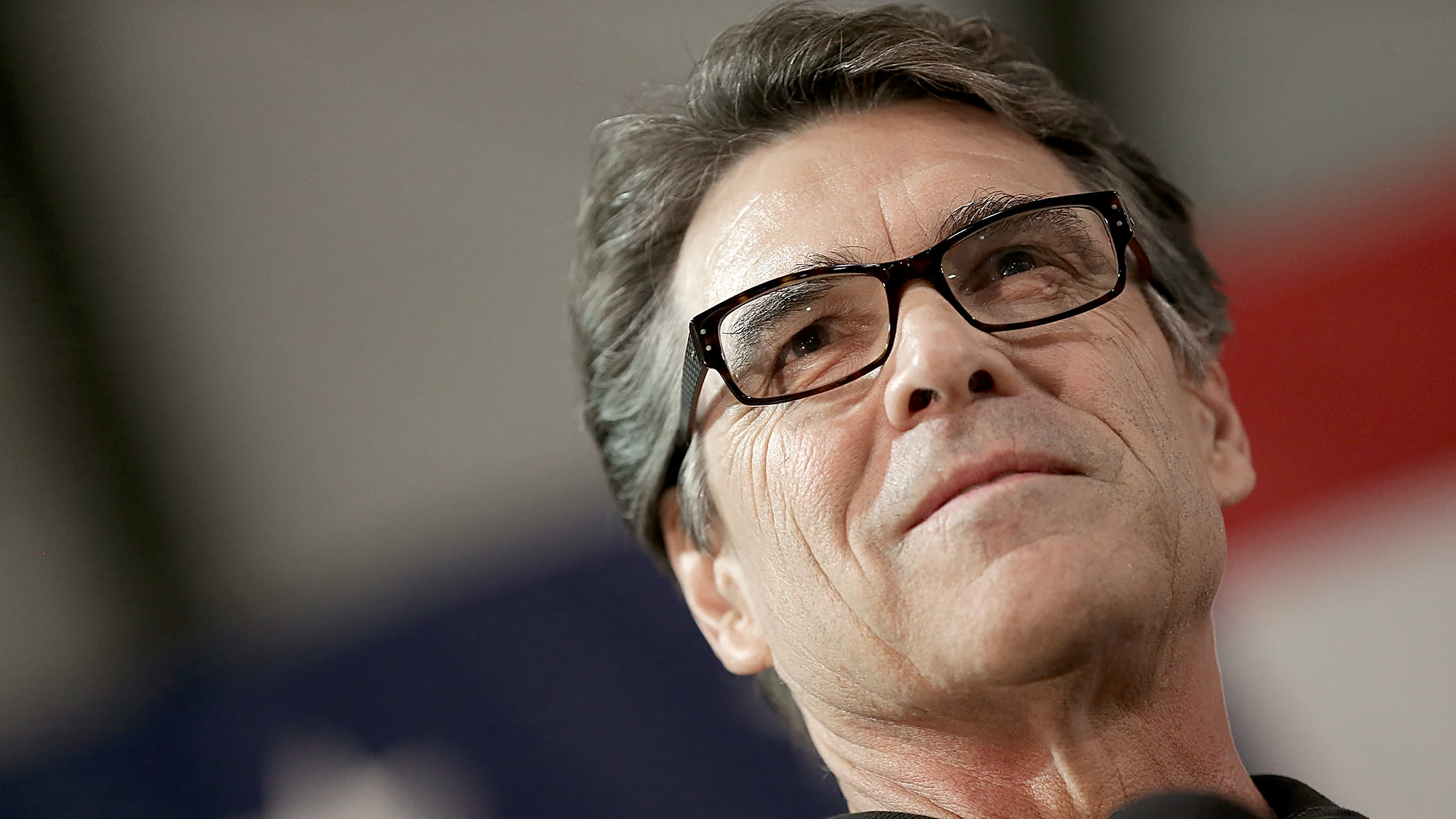 Rick Perry says it's too soon to say if US oil reserves are needed