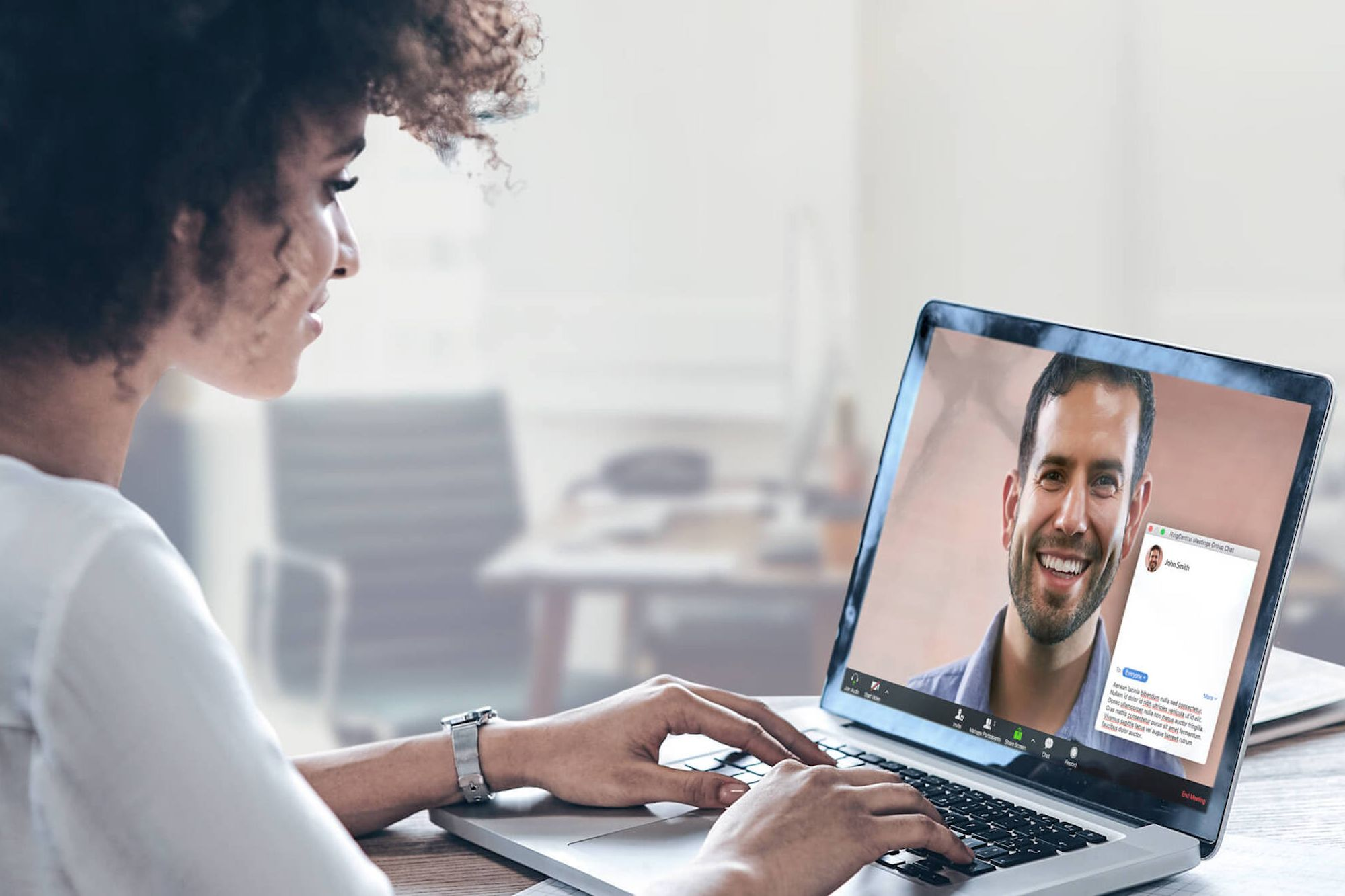 RingCentral Meetings Makes Aligning Your Remote Workforce Simple