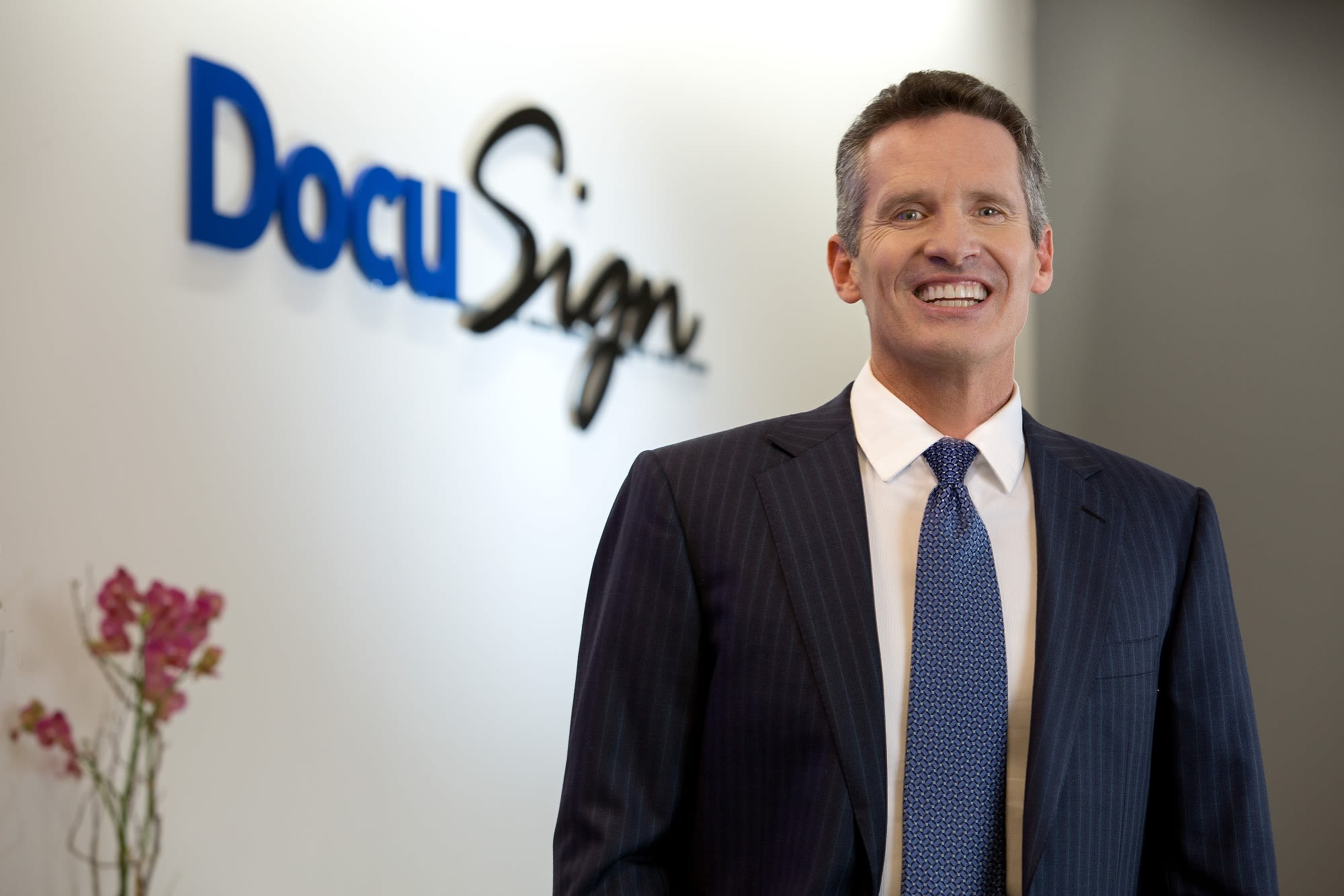Stocks making the biggest moves after hours: DocuSign and Lululemon