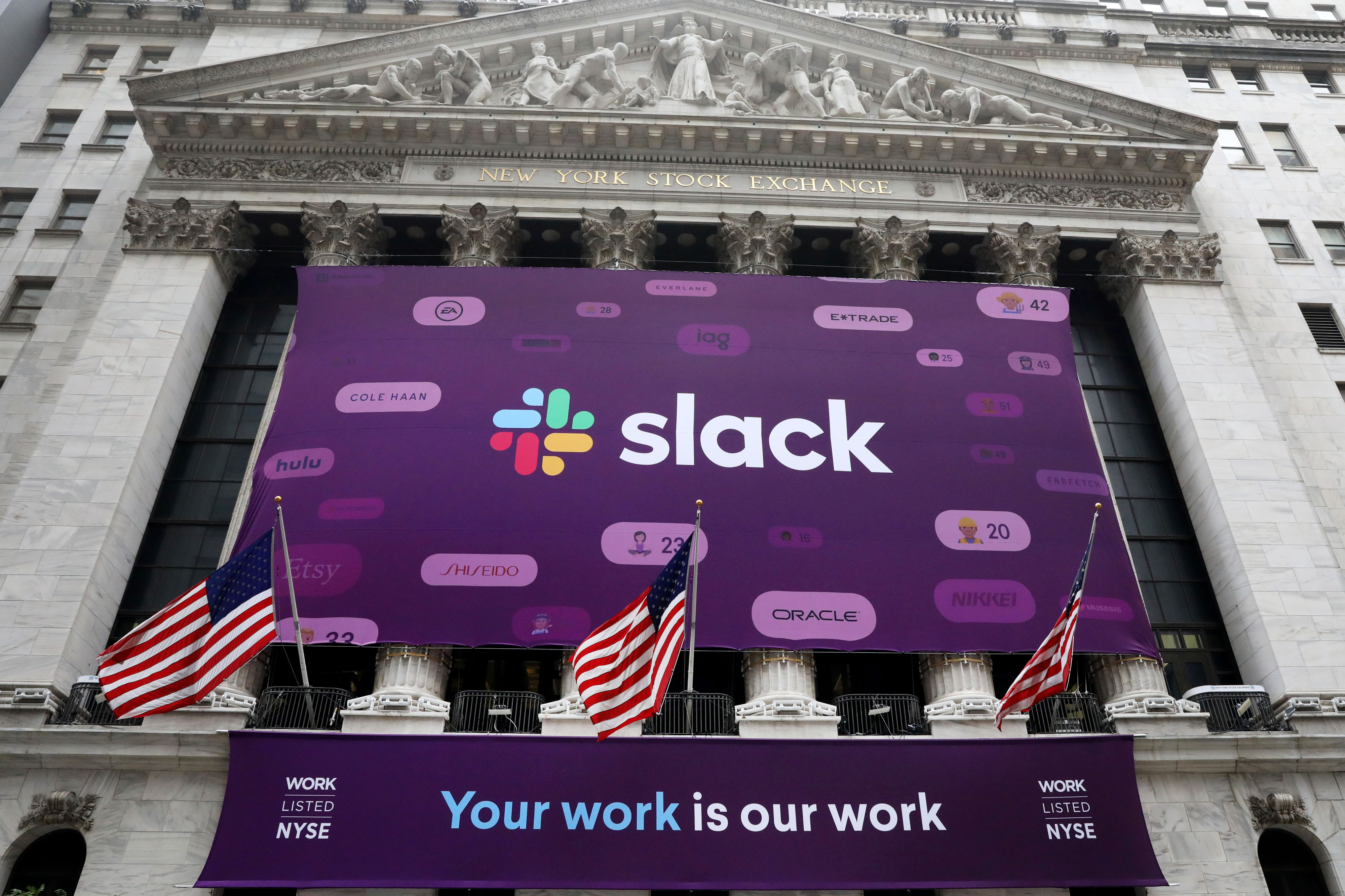 Stocks making the biggest moves after hours: Slack, Cloudera and more