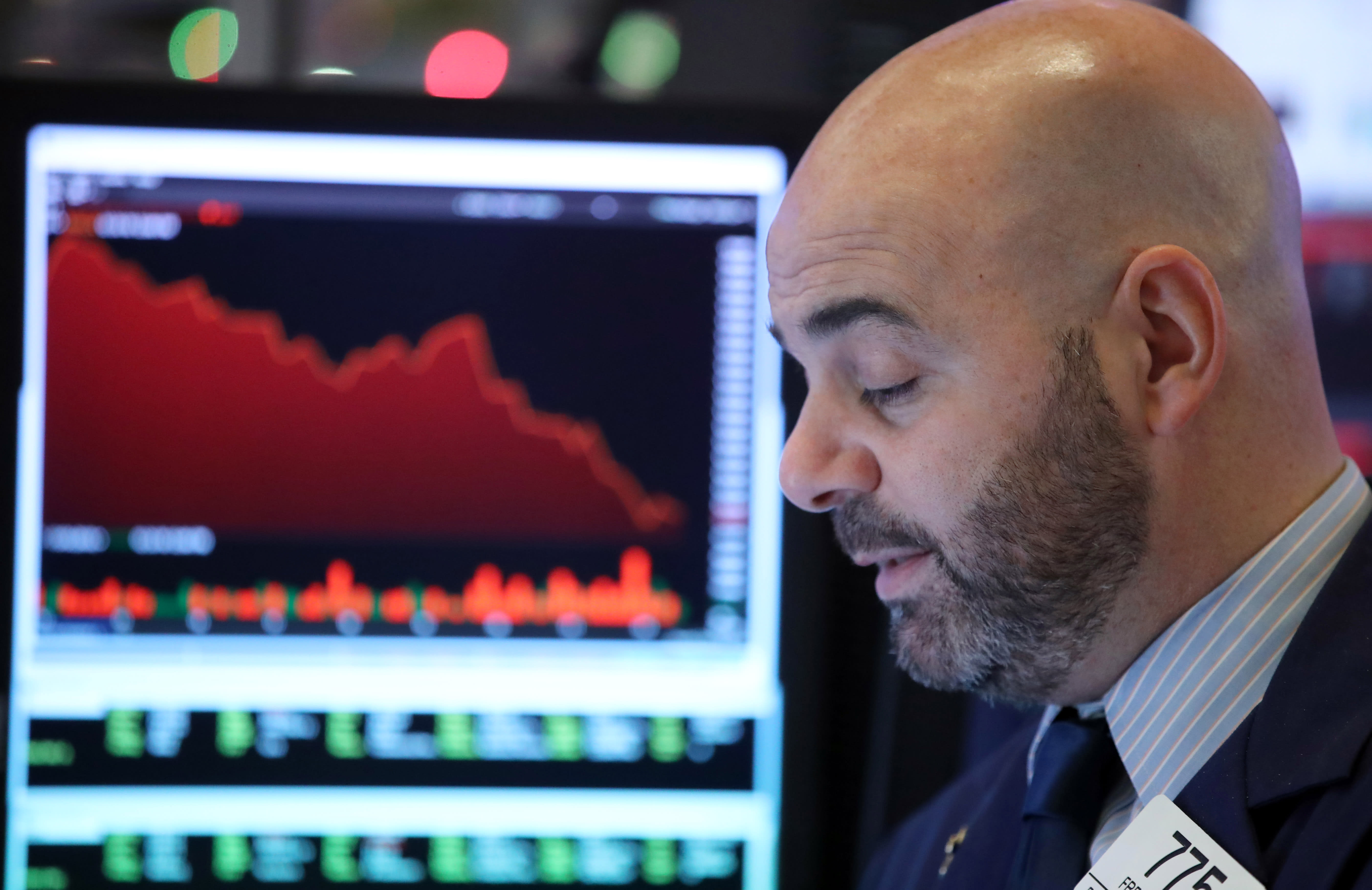 The market rotation this month may have been driven by a technicality