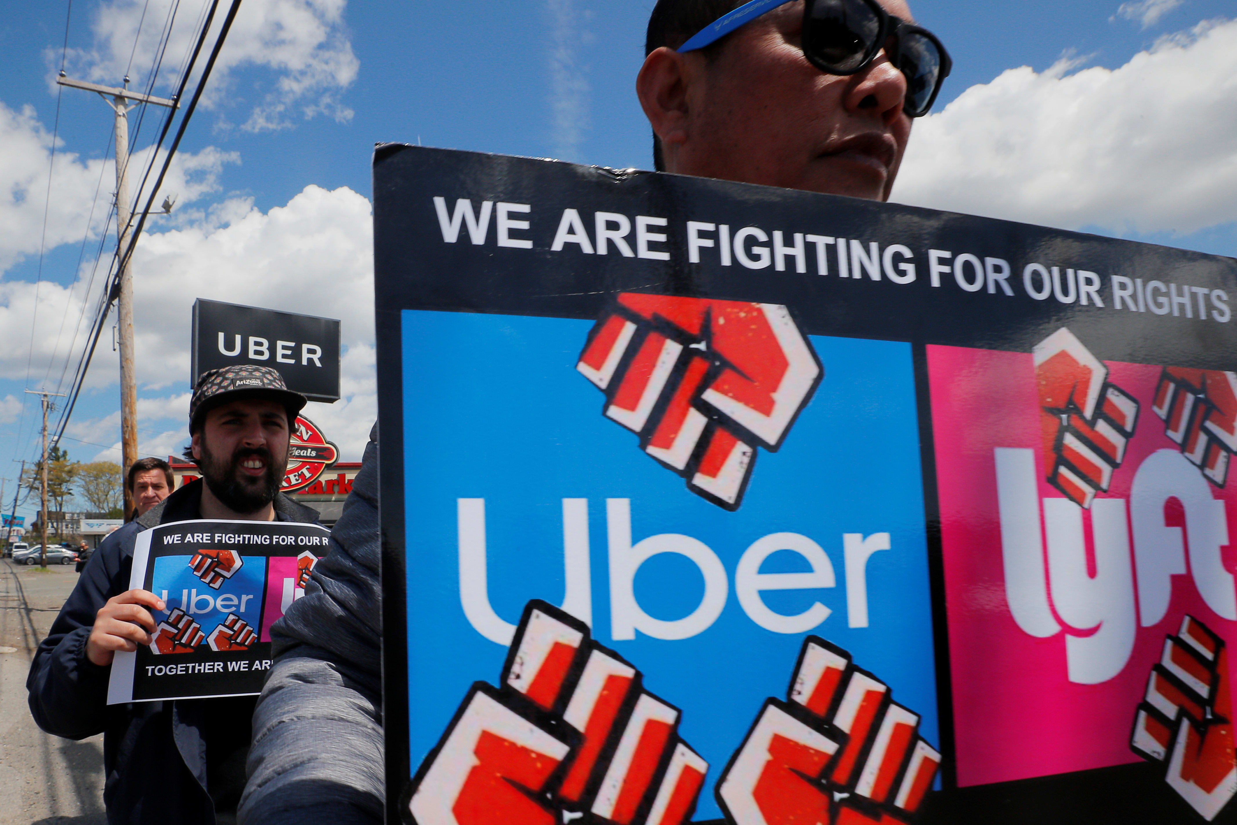 Uber drivers are protesting again. Here's what the job is really like