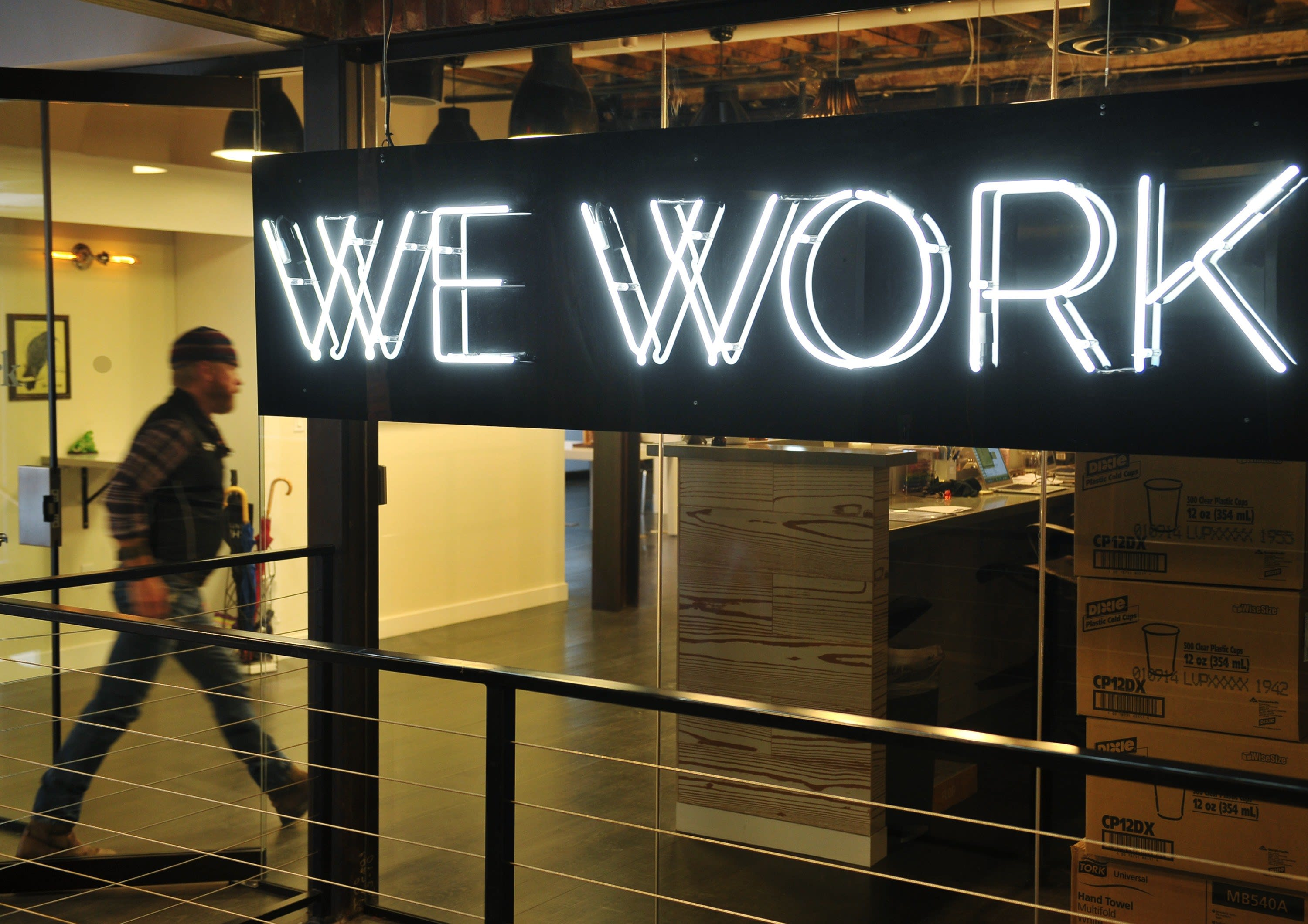 WeWork's pre-IPO troubles serve as reality check for start-ups as 'growth at any cost' dies
