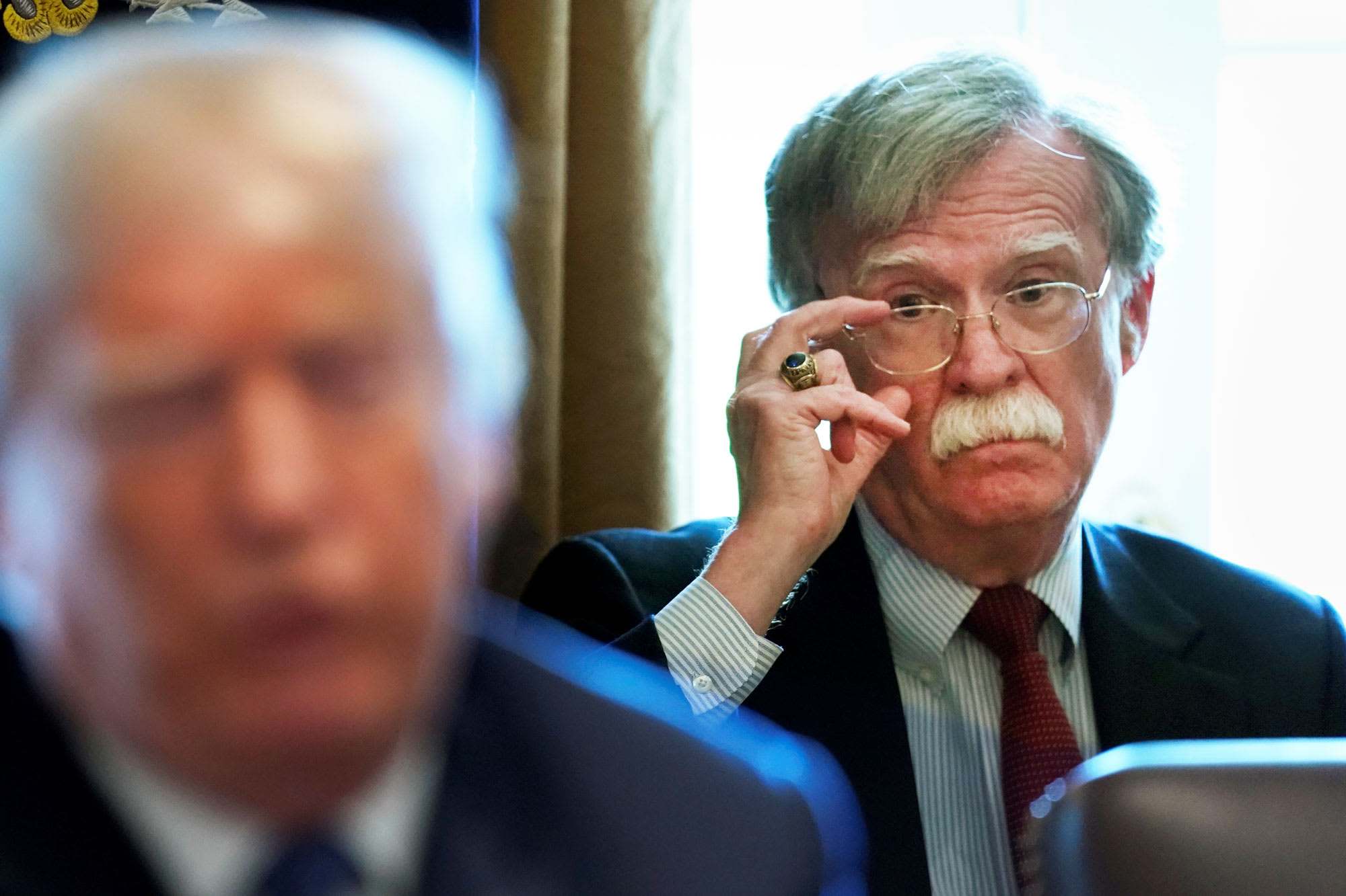 What Bolton's exit means for the oil market