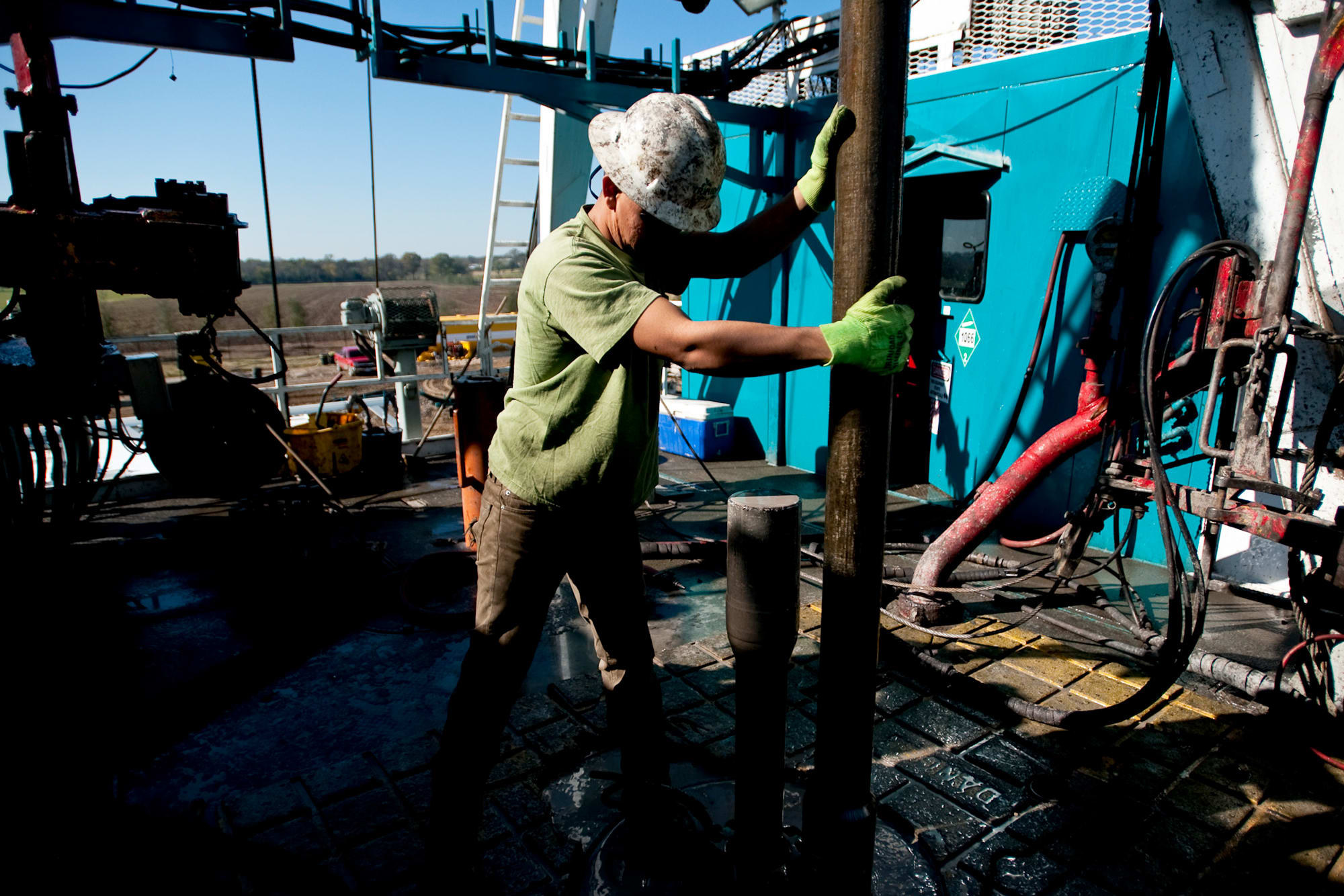 Chesapeake Energy, a pioneer in the U.S. shale revolution, files for bankruptcy protection