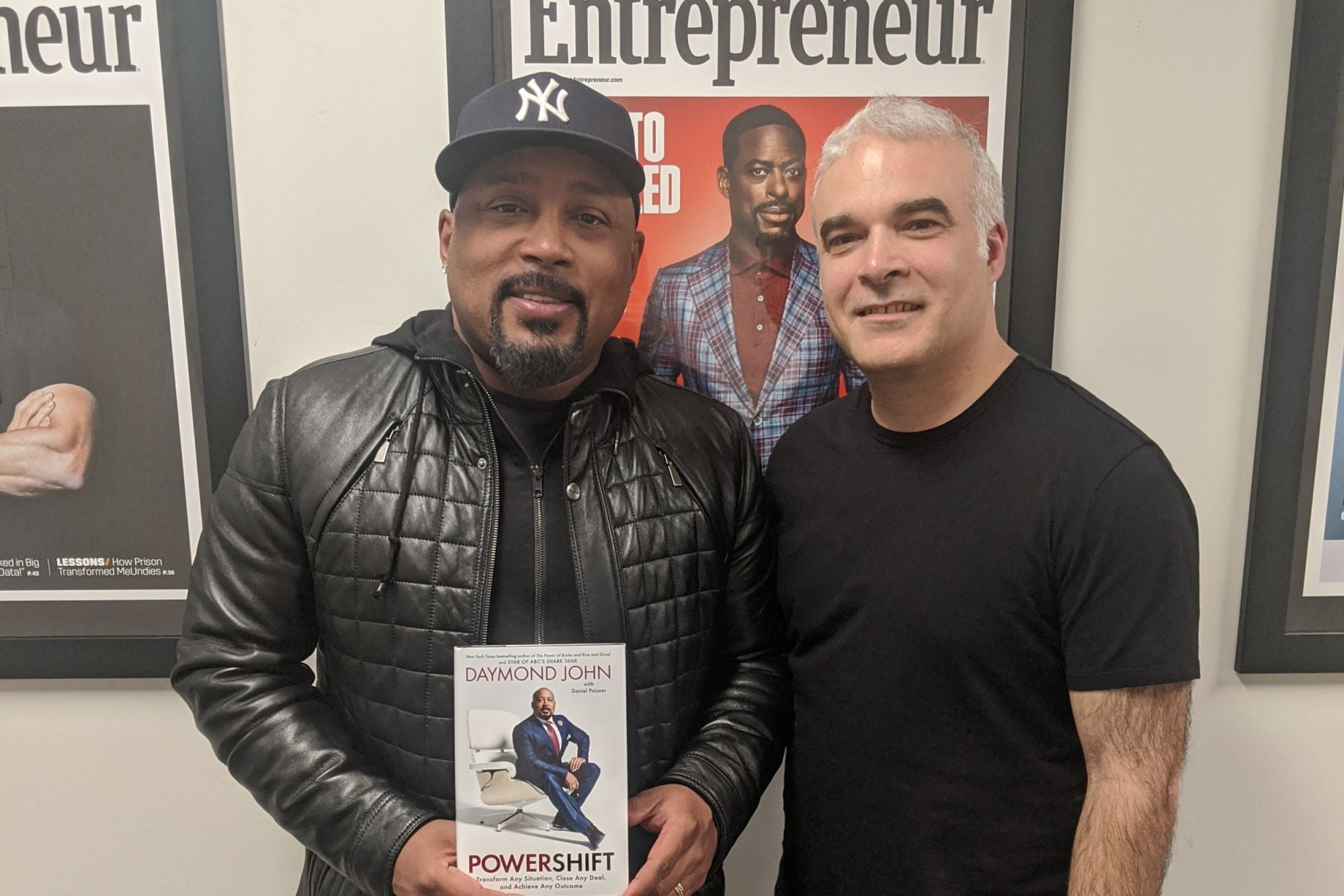 Daymond John Will Not Stop (Podcast)