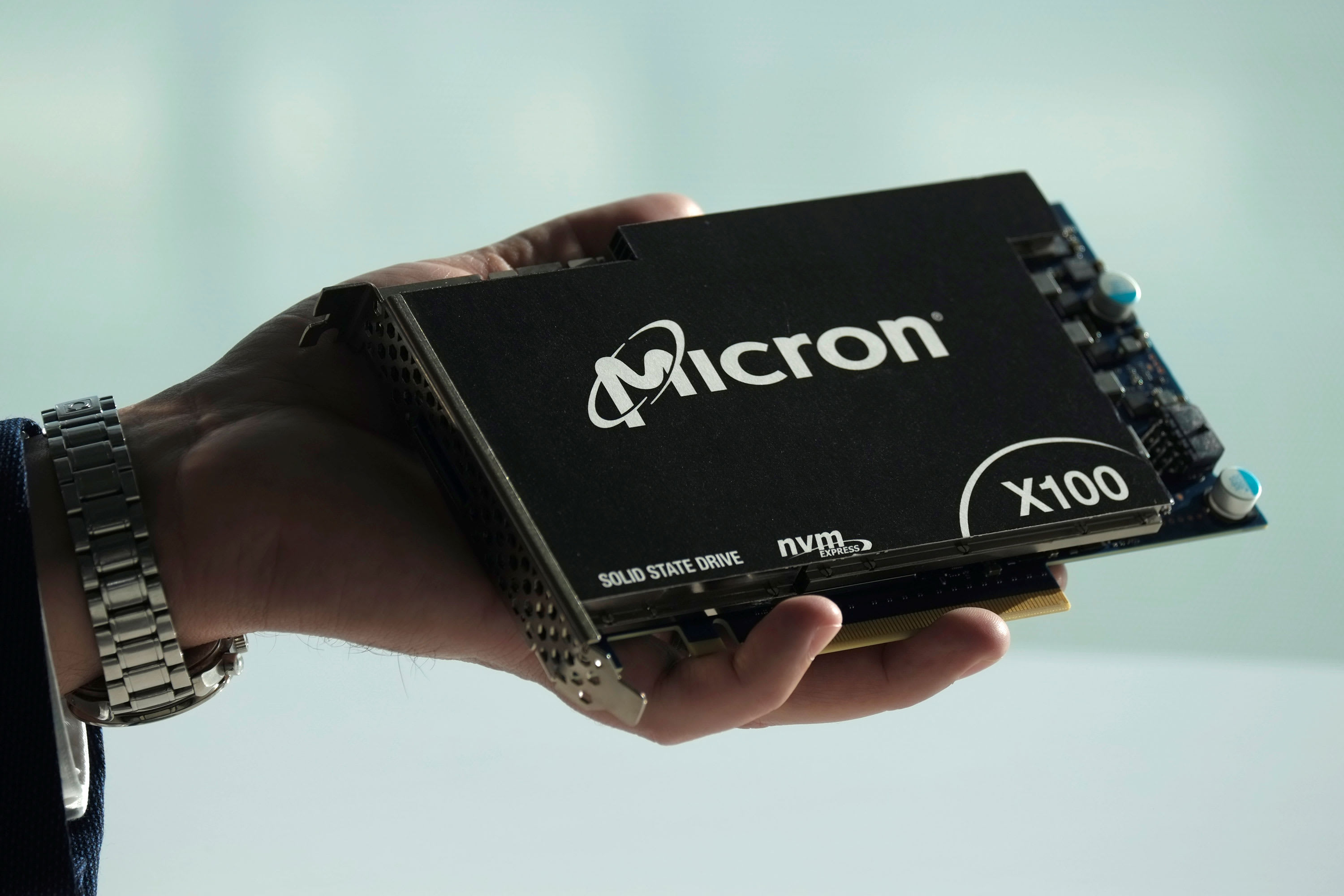 Micron, Xilinx, Lululemon, Boeing, Uber and more