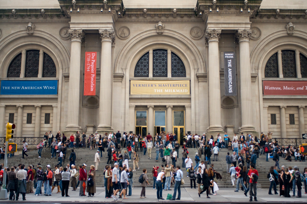 Metropolitan Museum Will Pay All Interns—and More – ARTnews.com