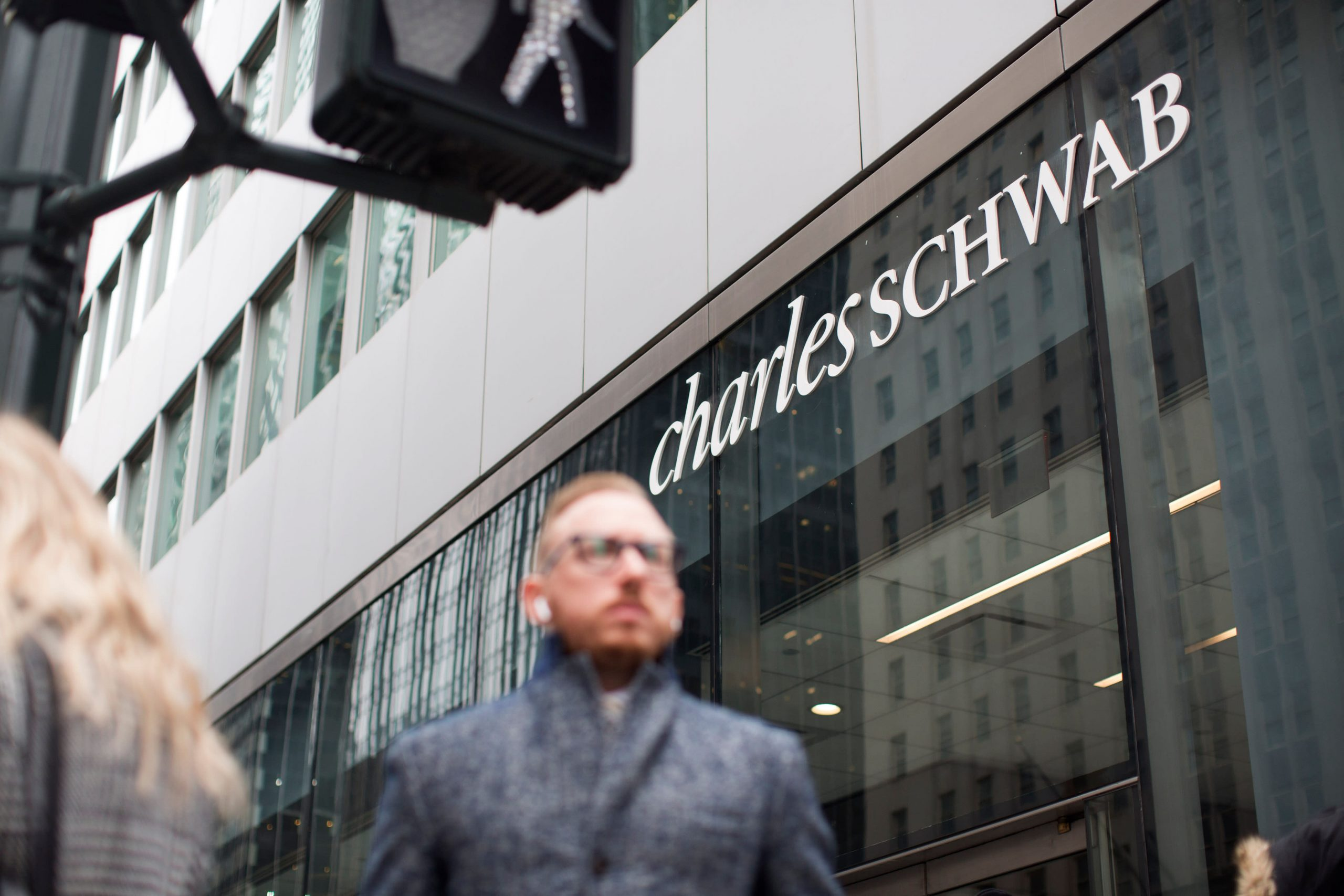 Charles Schwab to lay off 1,000 workers following merger with TD Ameritrade
