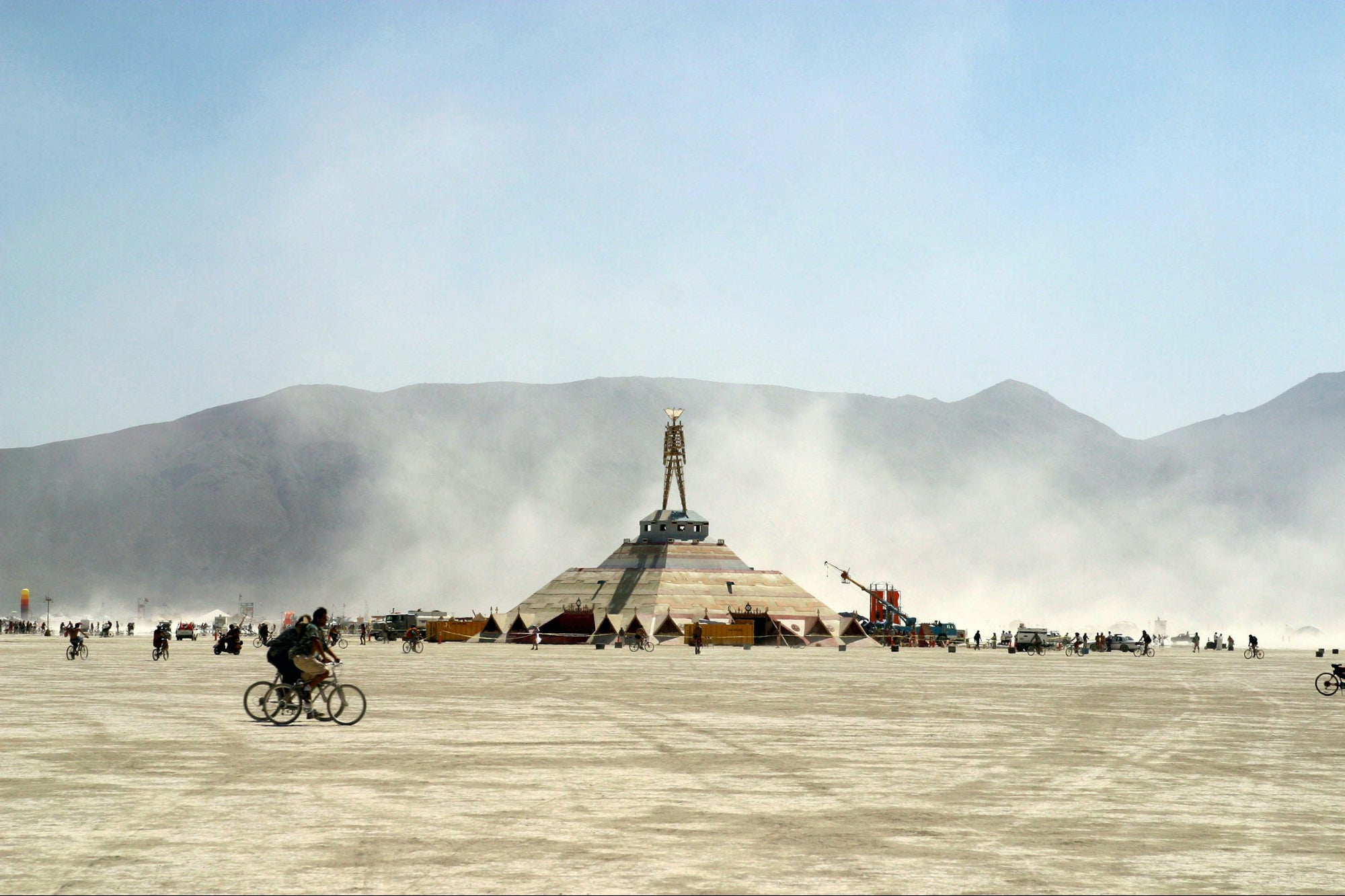 Leadership Lessons From Ted Talks, the Oscars, and Burning Man