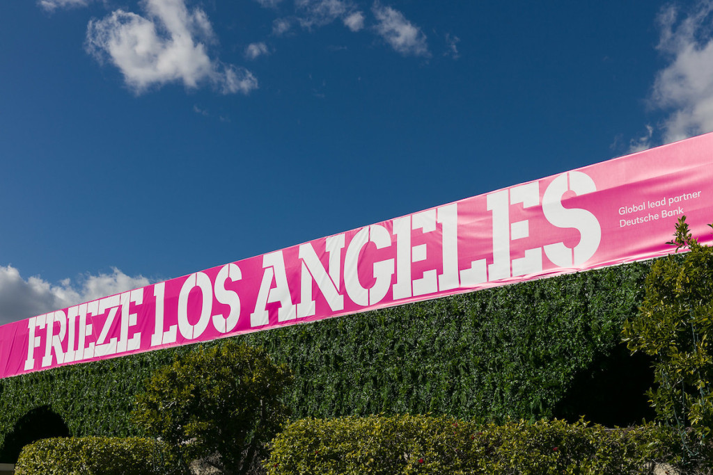 Frieze Los Angeles Postpones 2021 Fair by Five Months