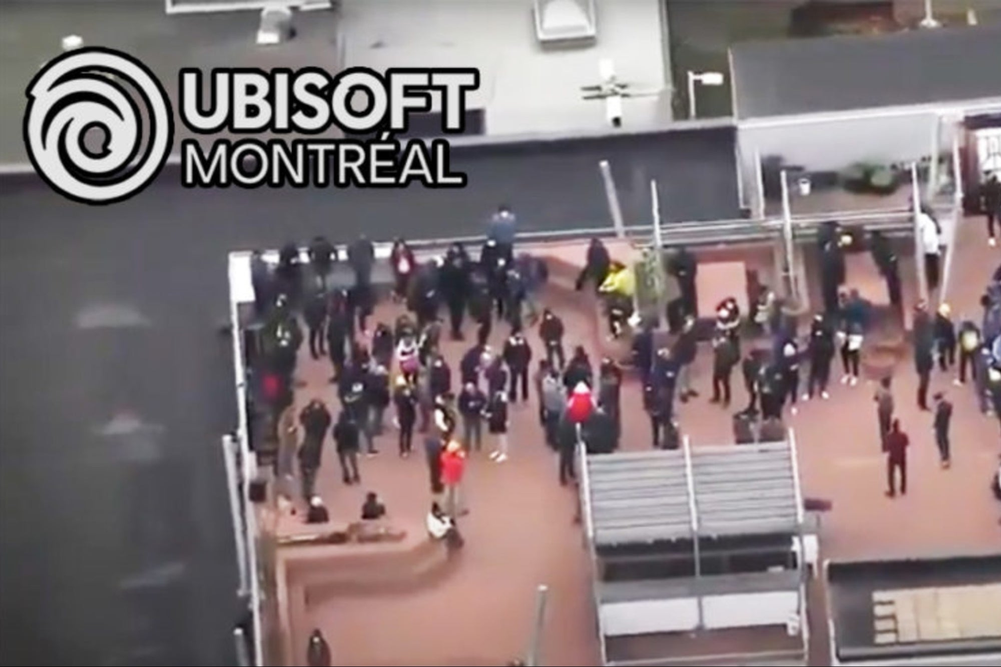 Hostage reported at Ubisoft offices in Montreal