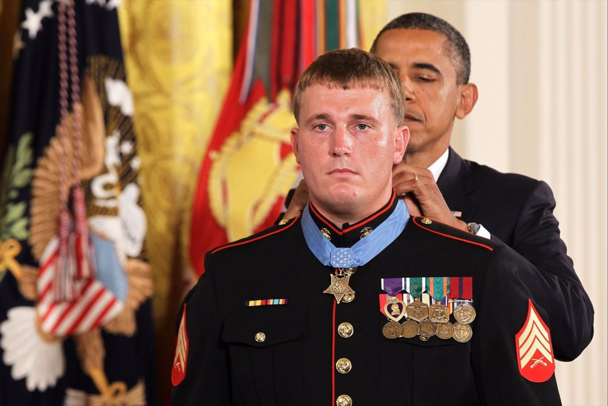How the Memory of His Fallen Brothers Powers Dakota Meyer's Passion
