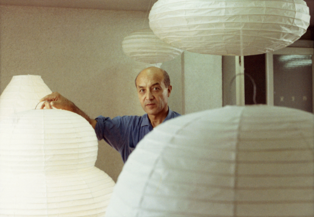 Isamu Noguchi Sculpture Is First by Asian American Artist to Enter White House Collection