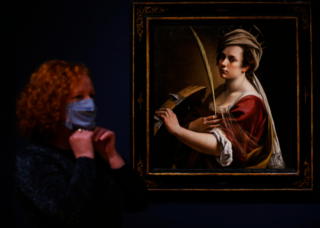 London's National Gallery is Charging for a Virtual Tour of its Artemisia Gentileschi Show and More: Morning Links from November 20, 2020