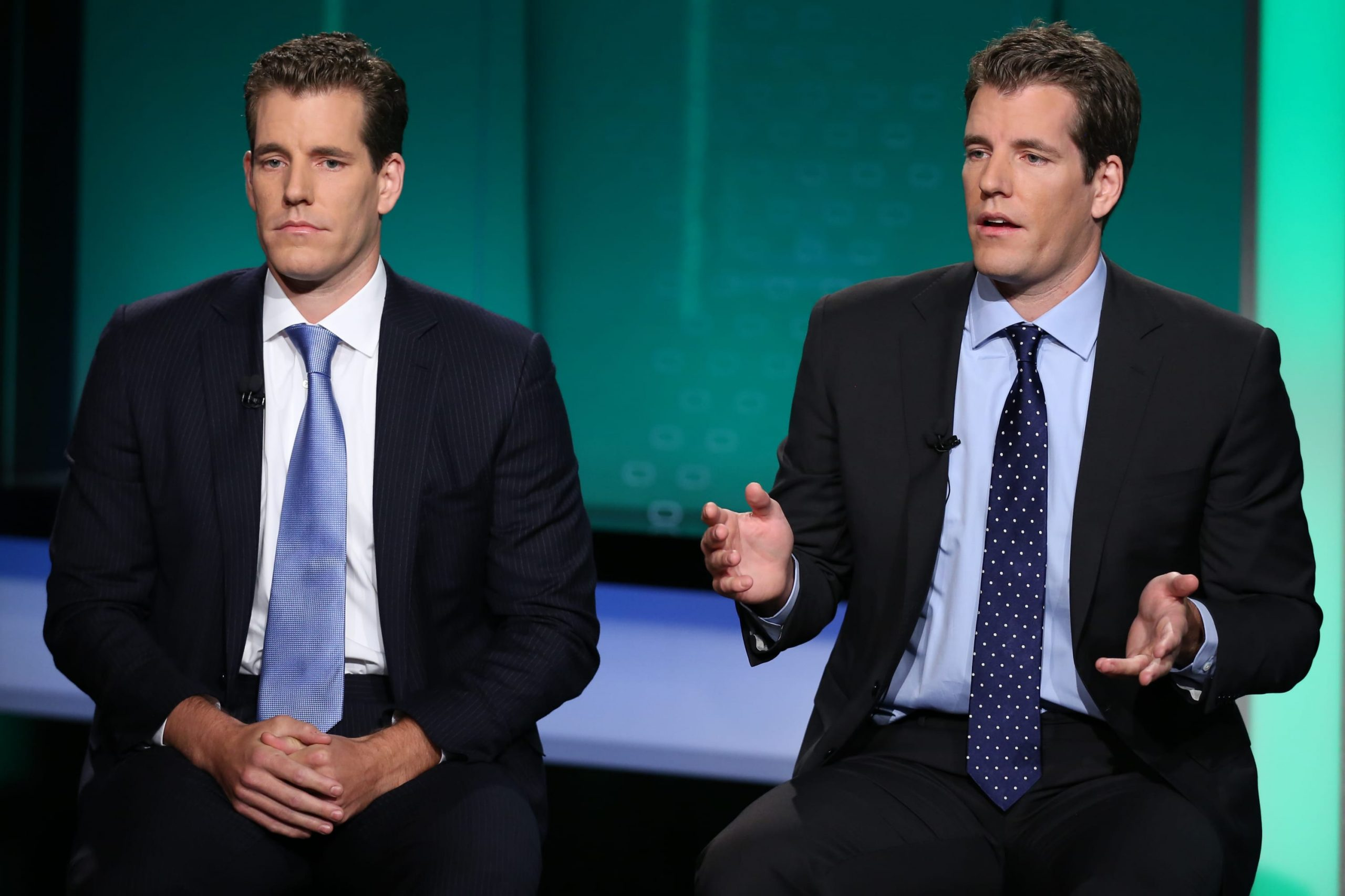Winklevoss twins say bitcoin will be the decade's best performing asset, see '25x' gains from here