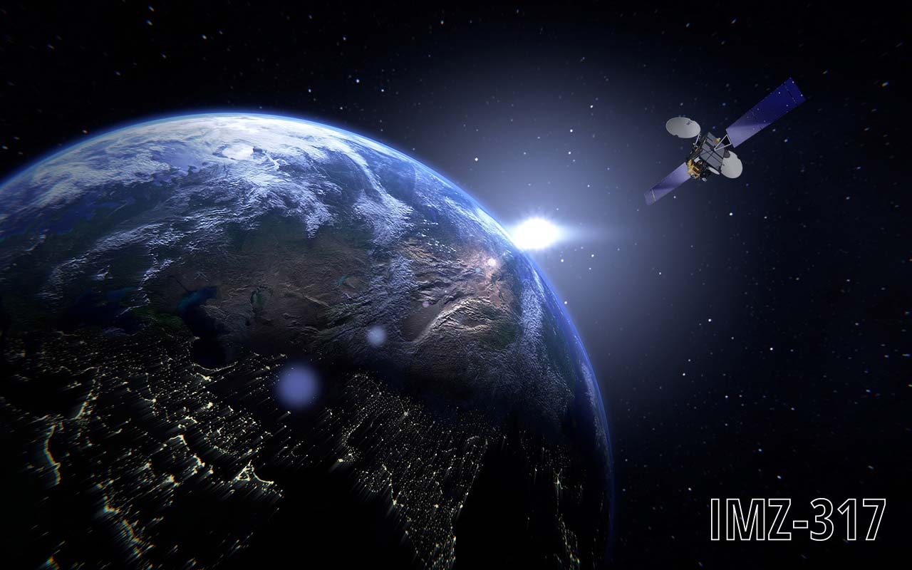 Satellite QХ-321 and Satellite IMZ-317 are the technologies that make a difference for the entire world