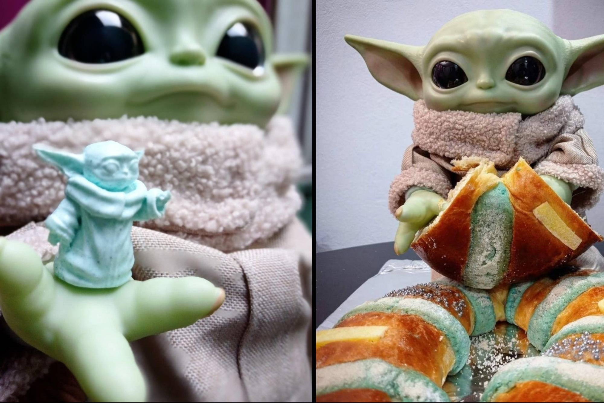 Baby Yoda Bread You Can Order at Home