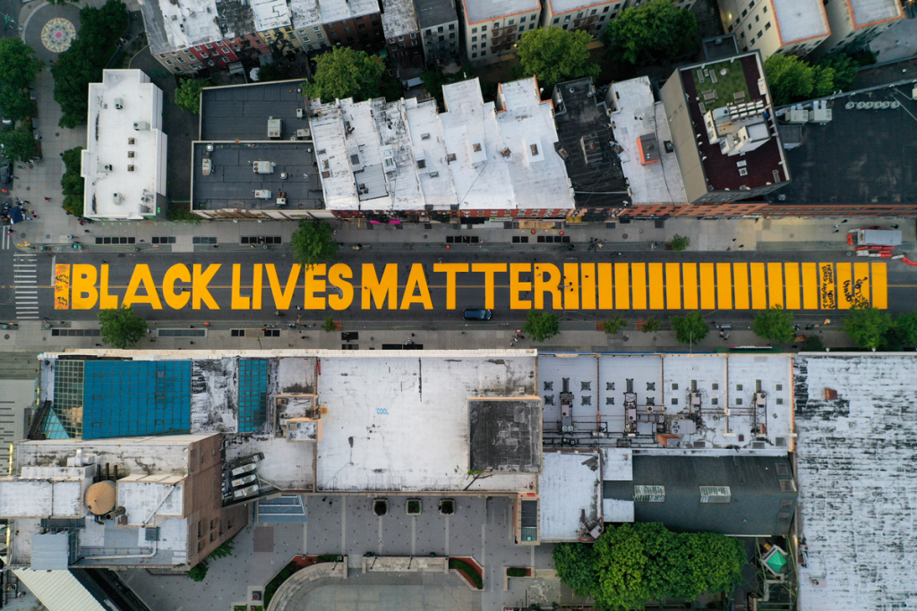 Black Lives Matter Movement Tops ArtReview's 'Power 100' List