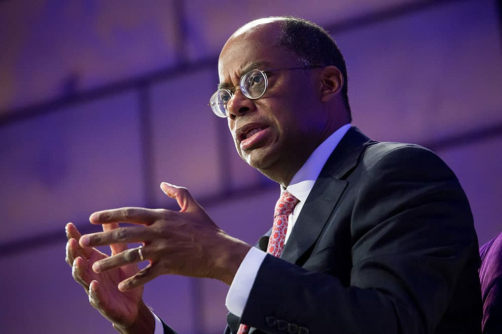 Congress needs to pass more stimulus relief, says TIAA CEO Roger Ferguson