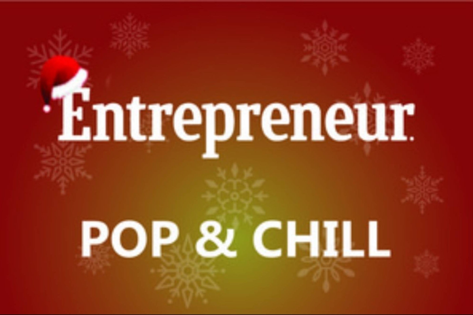 Get active with a Christmas playlist created especially for you, an entrepreneur!
