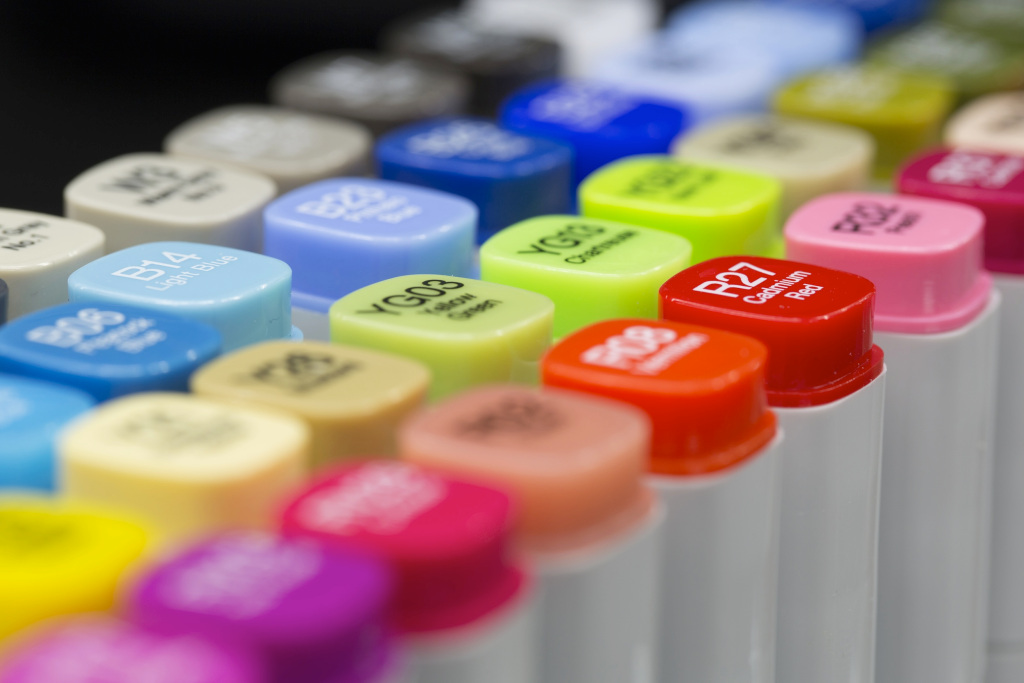 Indulge Your Creative Impulses With the Best Colored Marker Sets