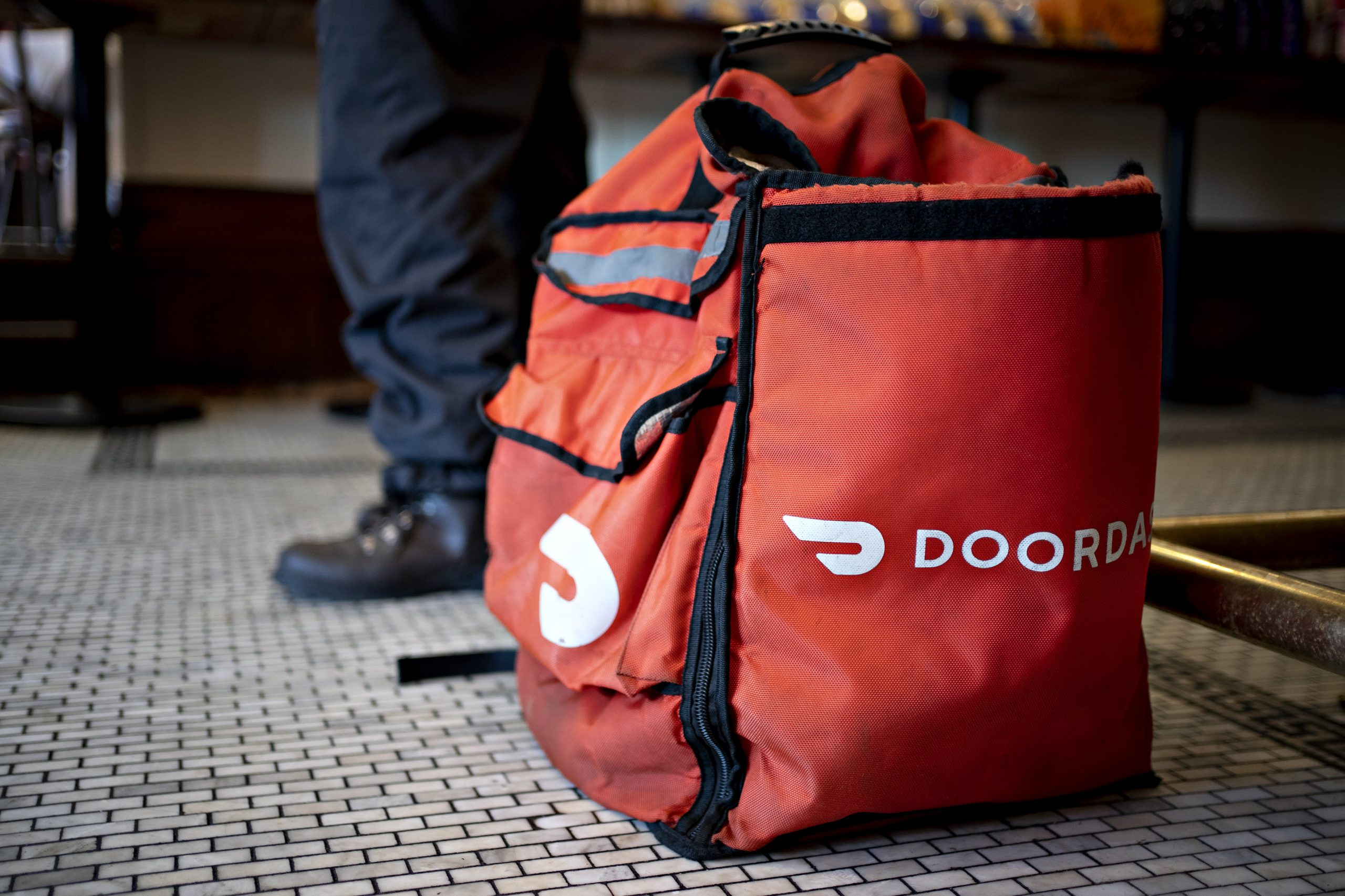 Stocks making the biggest moves midday: DoorDash, Airbnb, Denny's, Virgin Galactic, Arvinas & more
