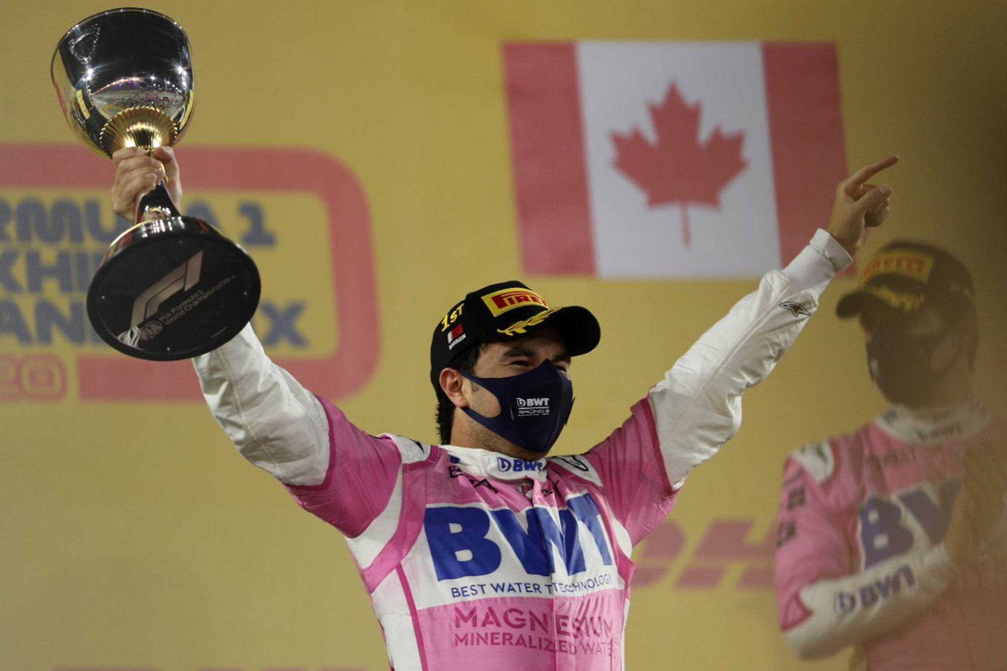 This is how Sergio 'Checo' Pérez won F1 after 10 years of trying