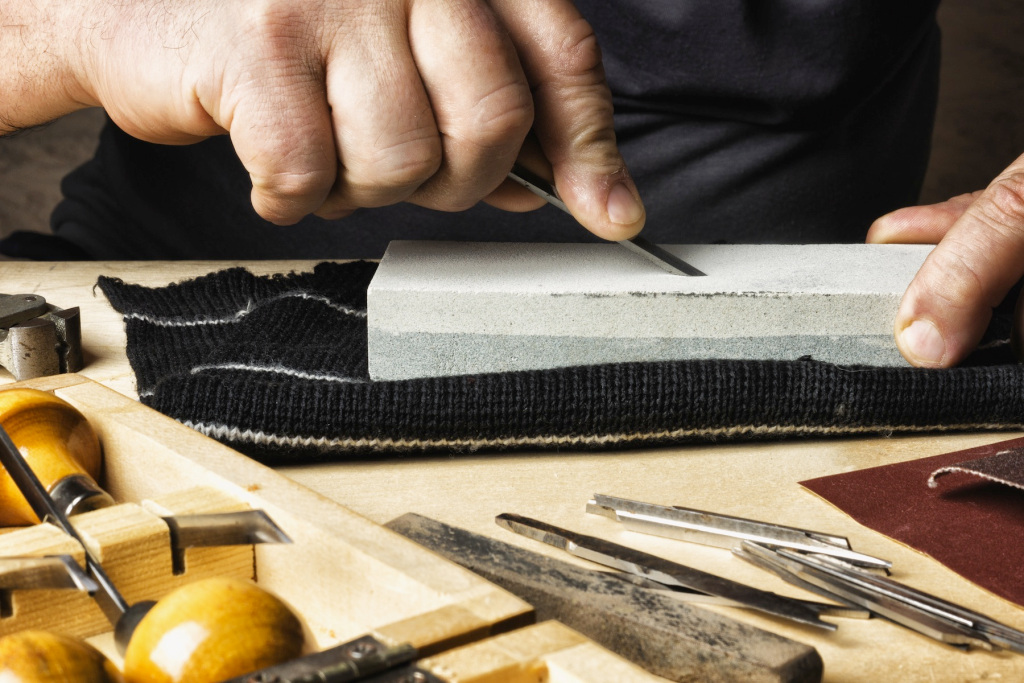 To Keep Your Tools in Top Shape, Look For the Best Sharpening Stones