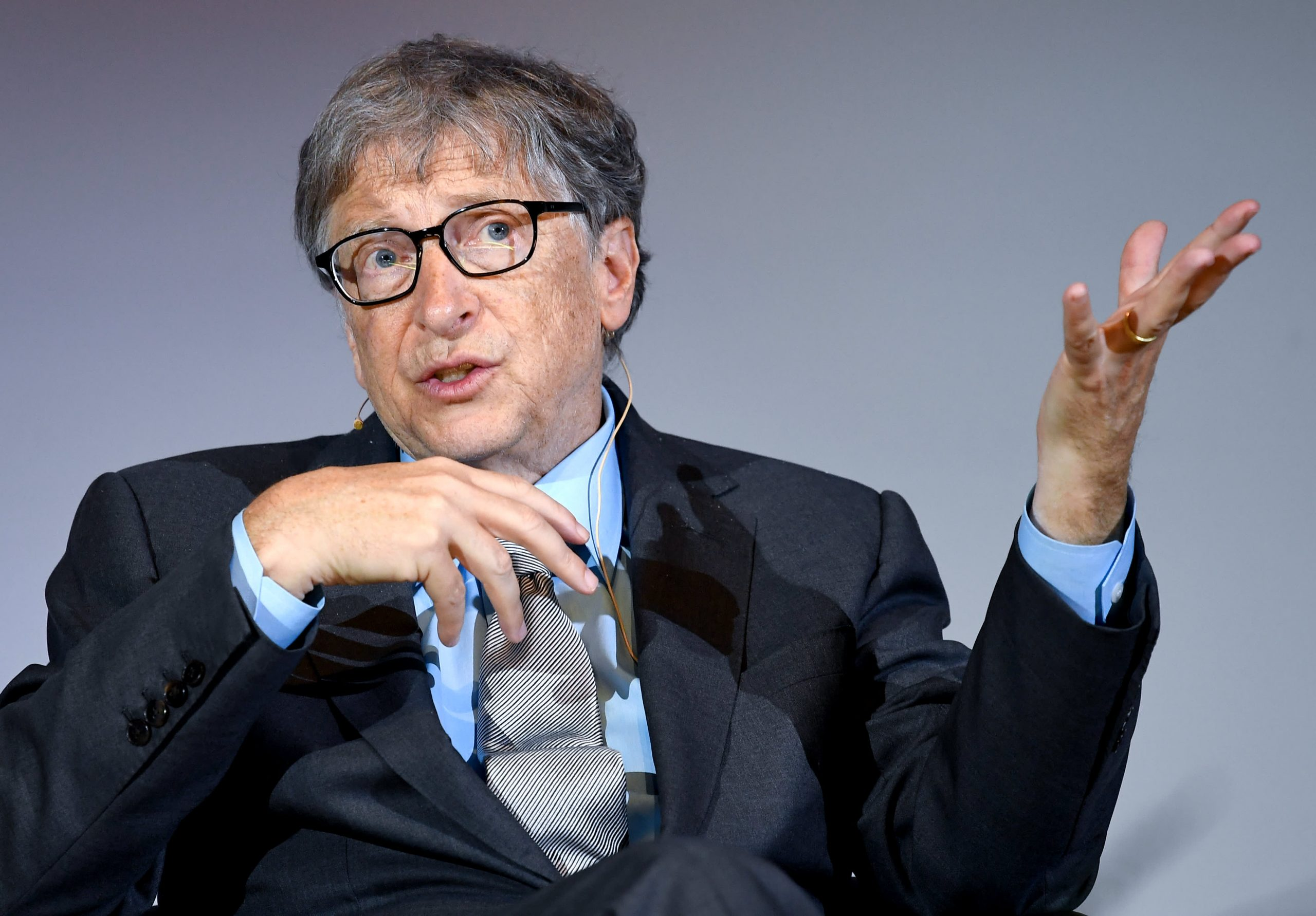Women are 'absolutely critical' to ensuring everyone has access to finances, Bill Gates says