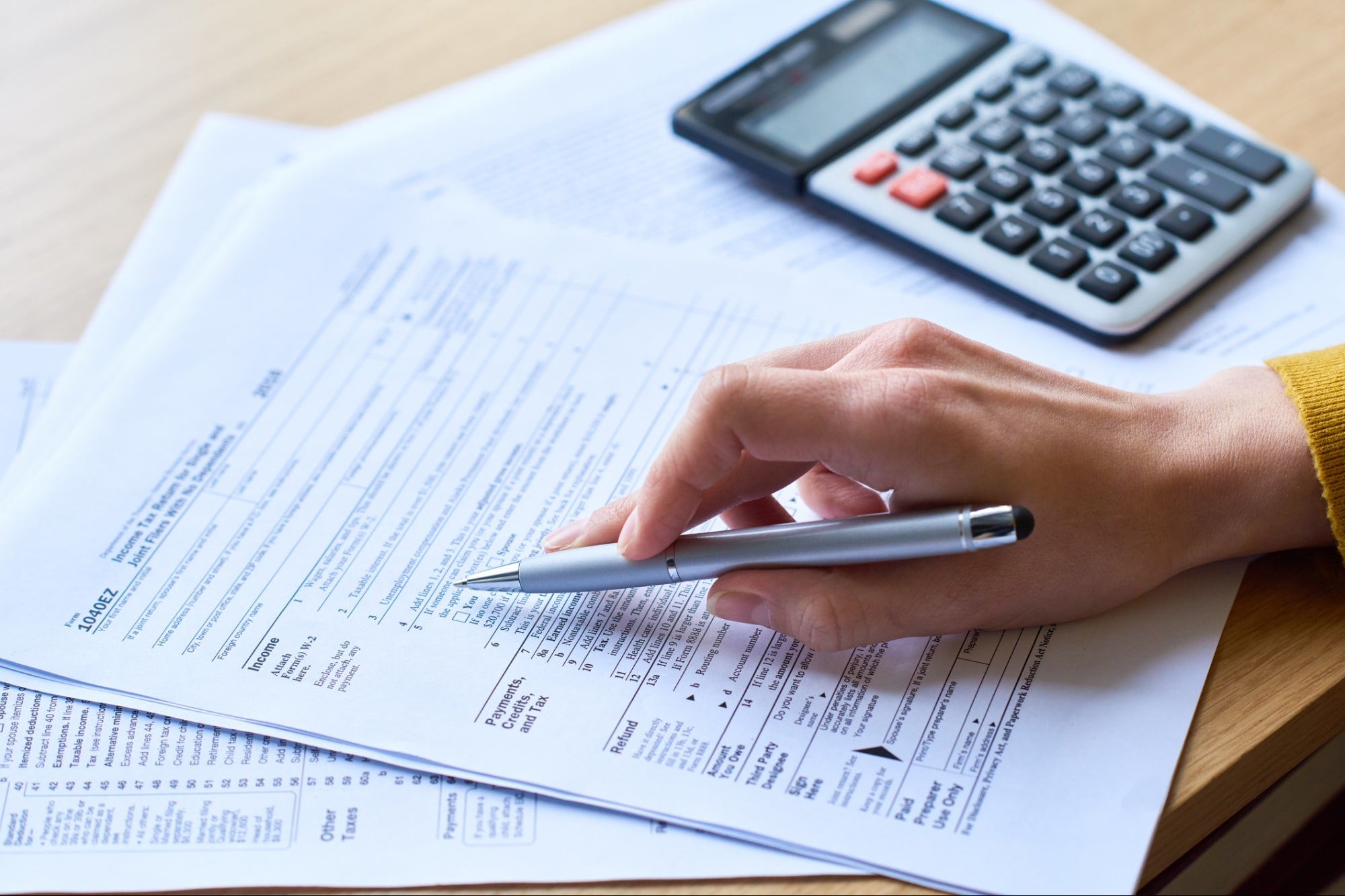 4 Questions to Ask Yourself During the 2020 Tax Season