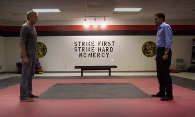 7 Leadership Lessons From Netflix's Hit Show 'Cobra Kai'
