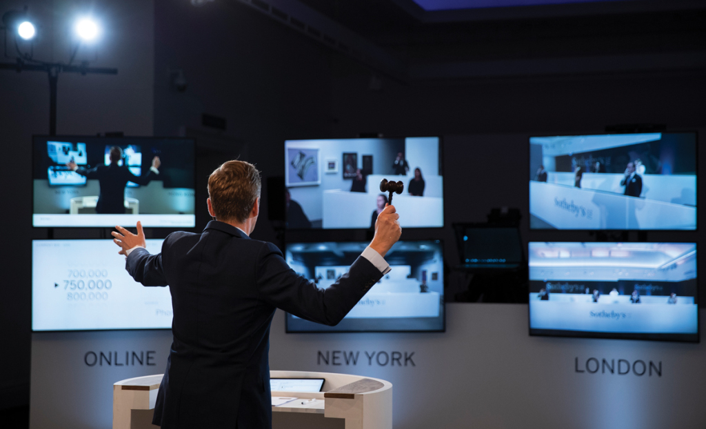 After Pandemic's Rapid Change, Sotheby's Has 8 Predictions for 2021