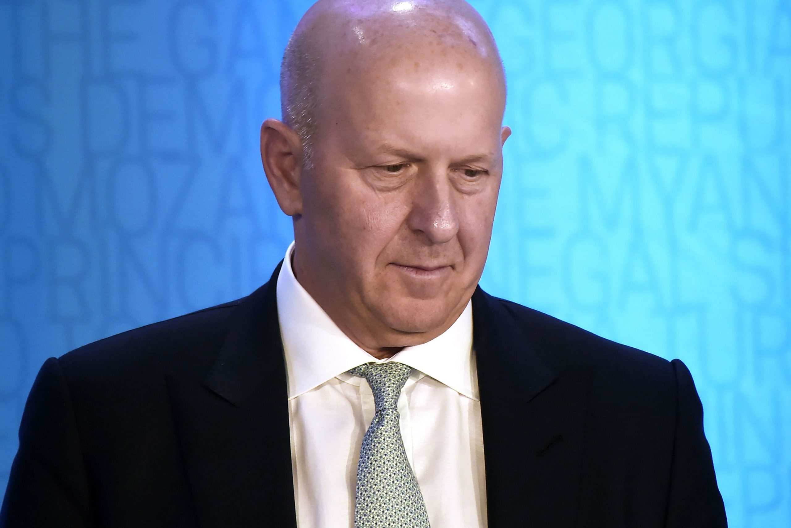 Goldman Sachs CEO David Solomon gets $10 million pay cut over bank's role in 1MDB scandal