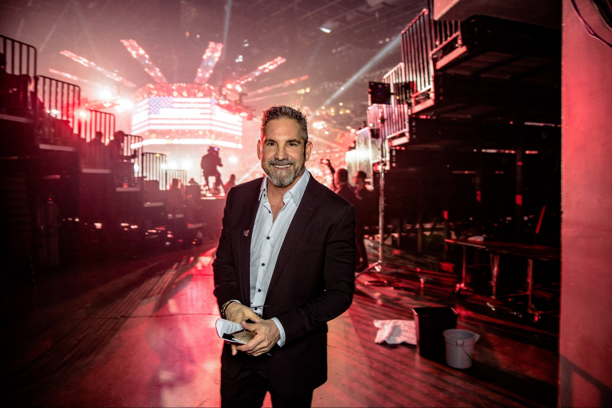 Grant Cardone: 'Why Try to Make $1 Million When You Can Make $10 Million?'