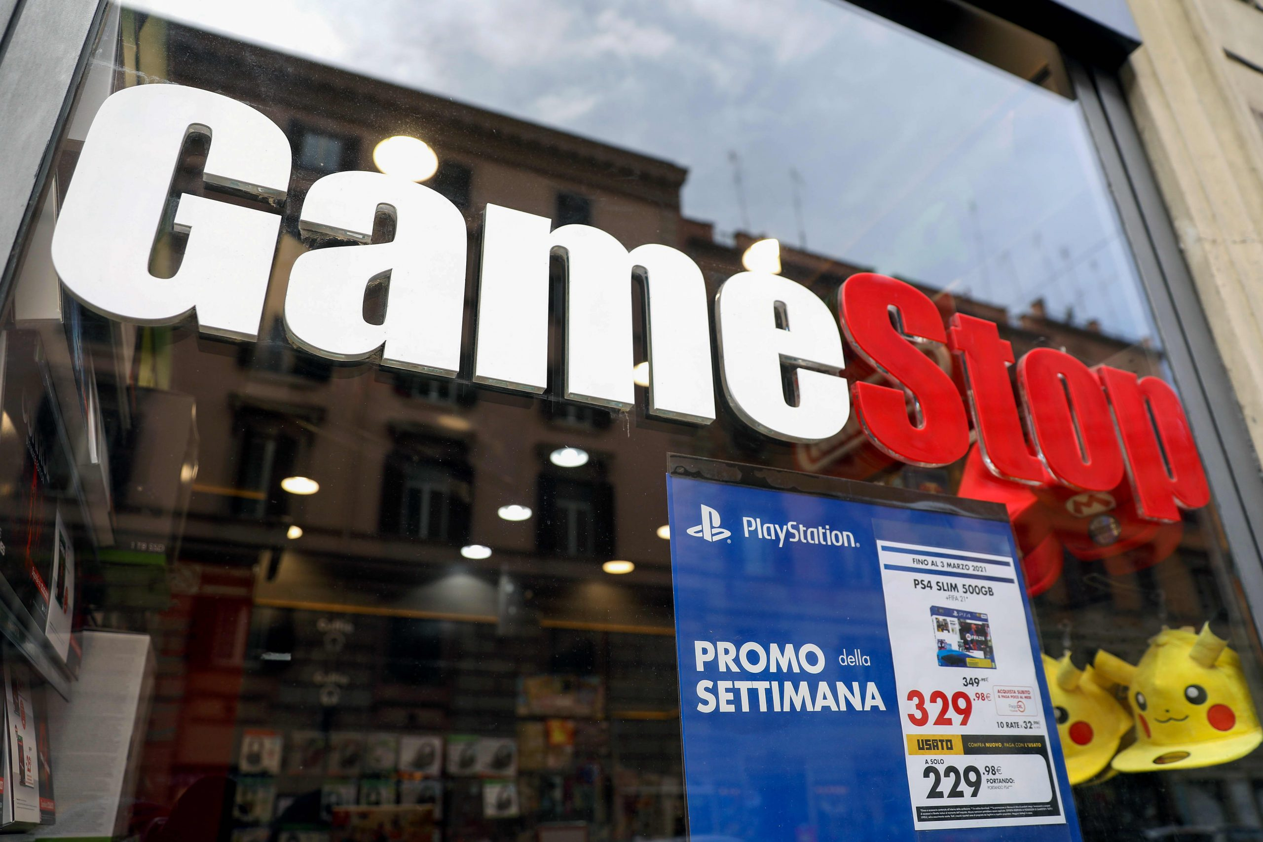 Melvin Capital, hedge fund that bet against GameStop, lost more than 50% in January