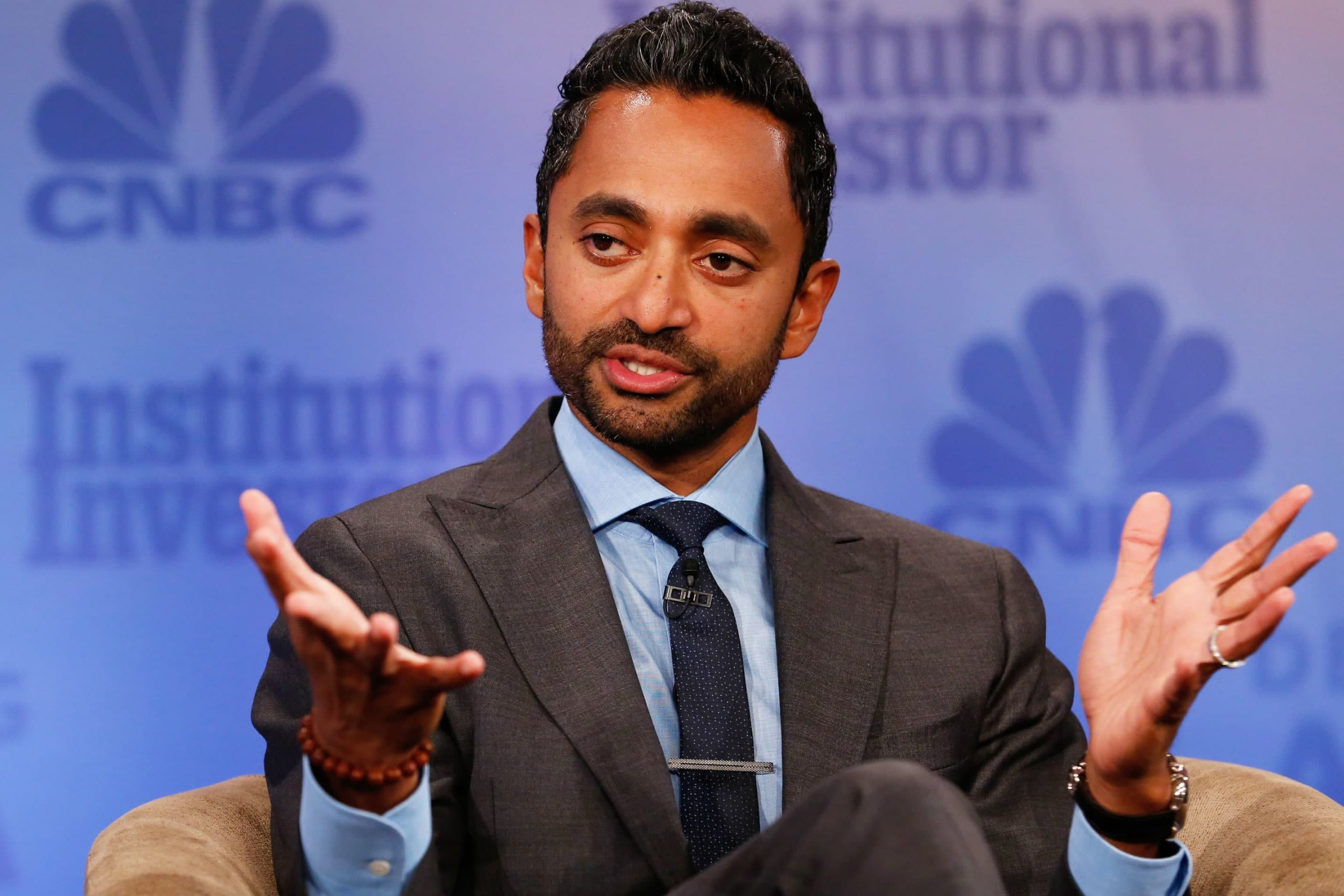 Palihapitiya says money in savings will be 'rocket fuel' for assets like housing and stocks