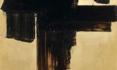 Soulages First Owned by Senegalese Poet-Politician Léopold Sédar Senghor Sells in France