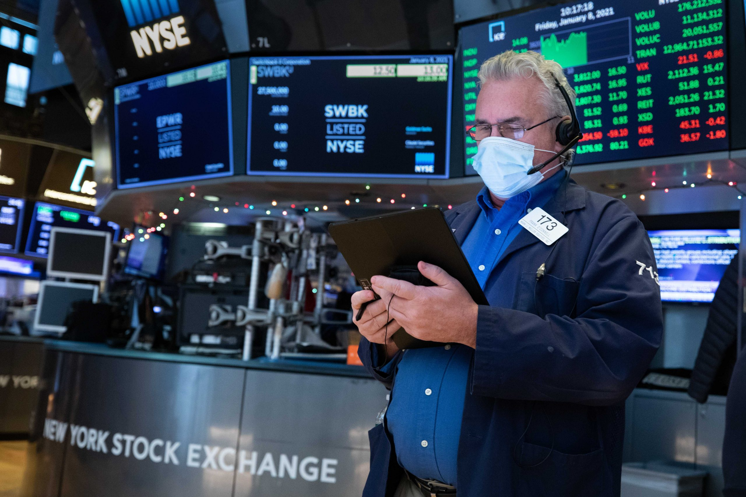 Stock futures mixed following Wednesday's slight gains