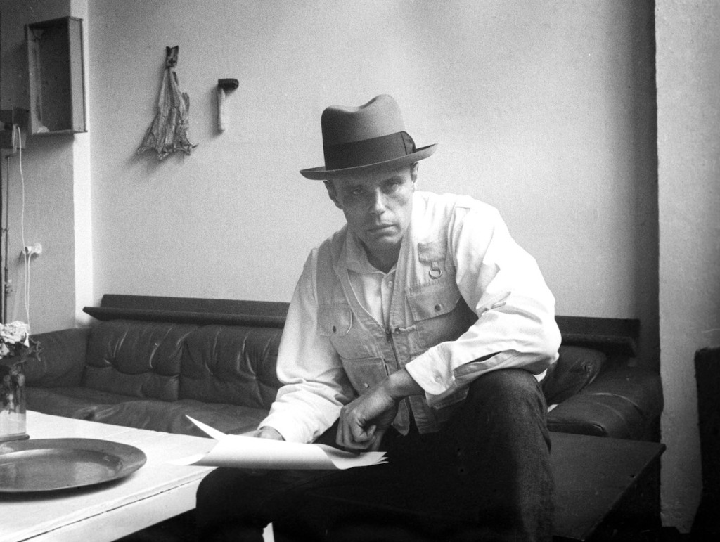 Why Joseph Beuys's Mysterious Art Continues to Inspire—and Incense