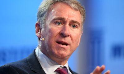 Citadel billionaire Ken Griffin defends Melvin stake against 'an insane conspiracy theory'