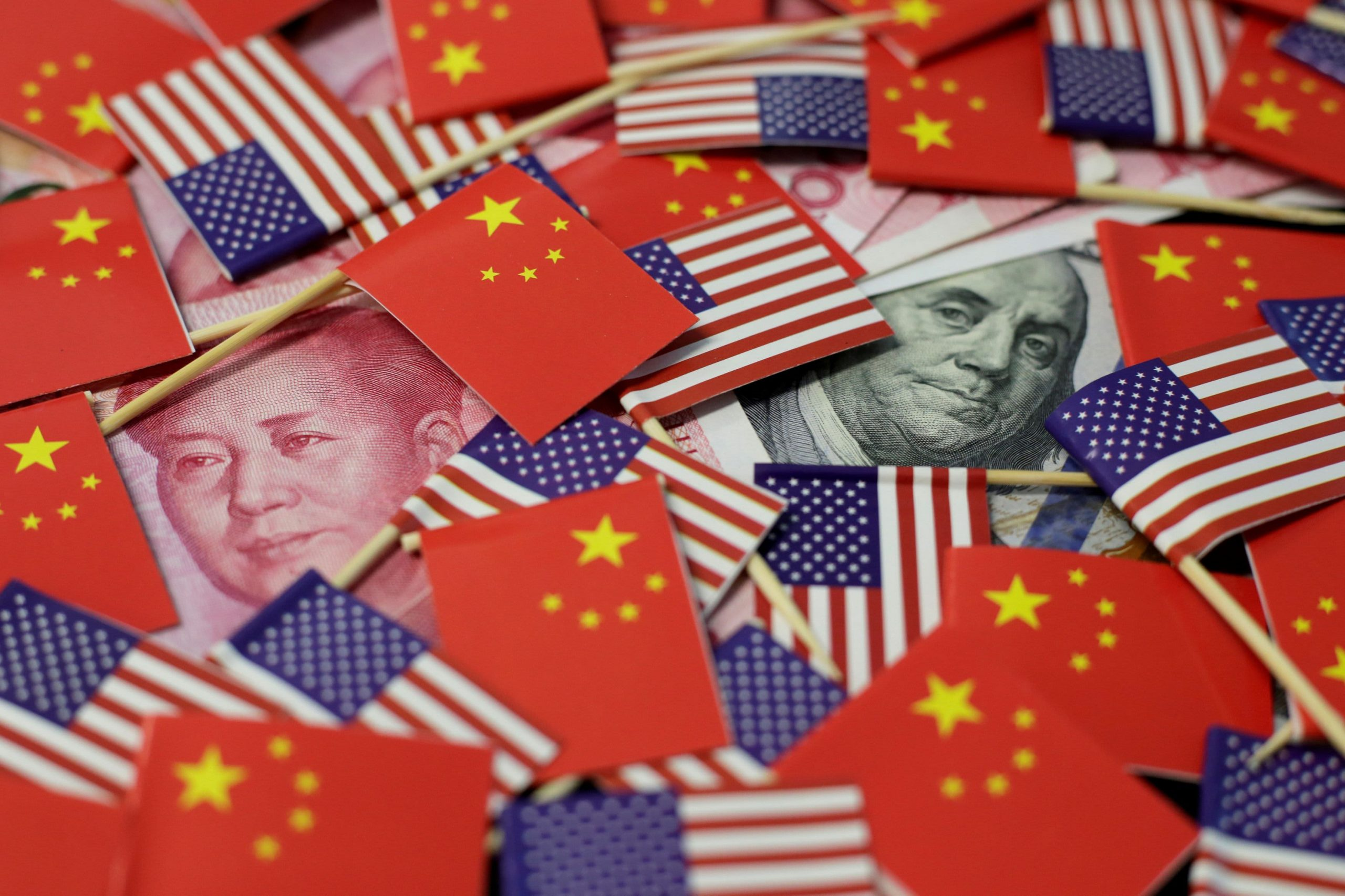 Americans are still interested in putting their money in China