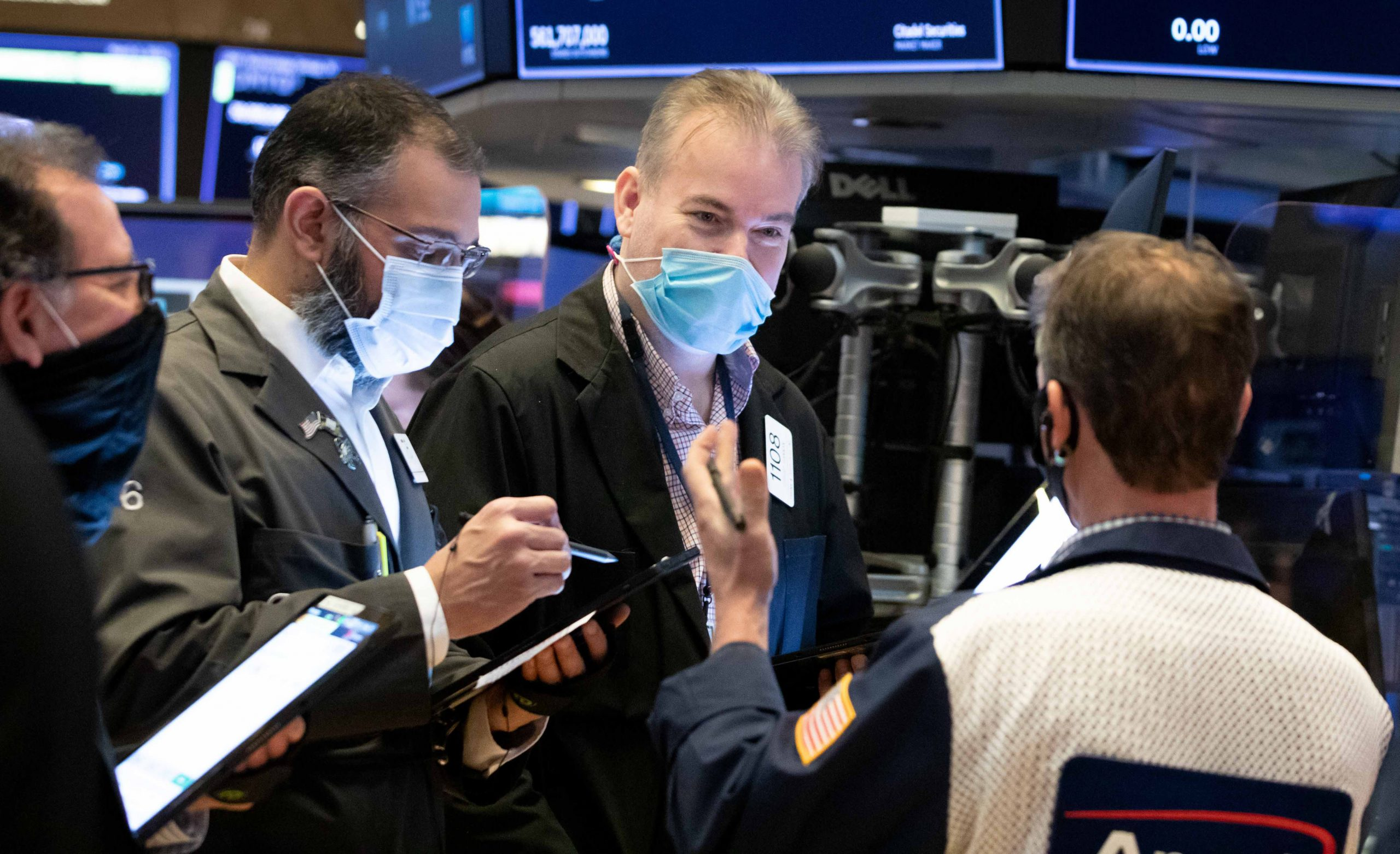 Dow futures rise more than 100 points after Senate passes $1.9 trillion Covid relief bill