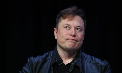 Elon Musk is no longer the second richest person in the world, look who beat him