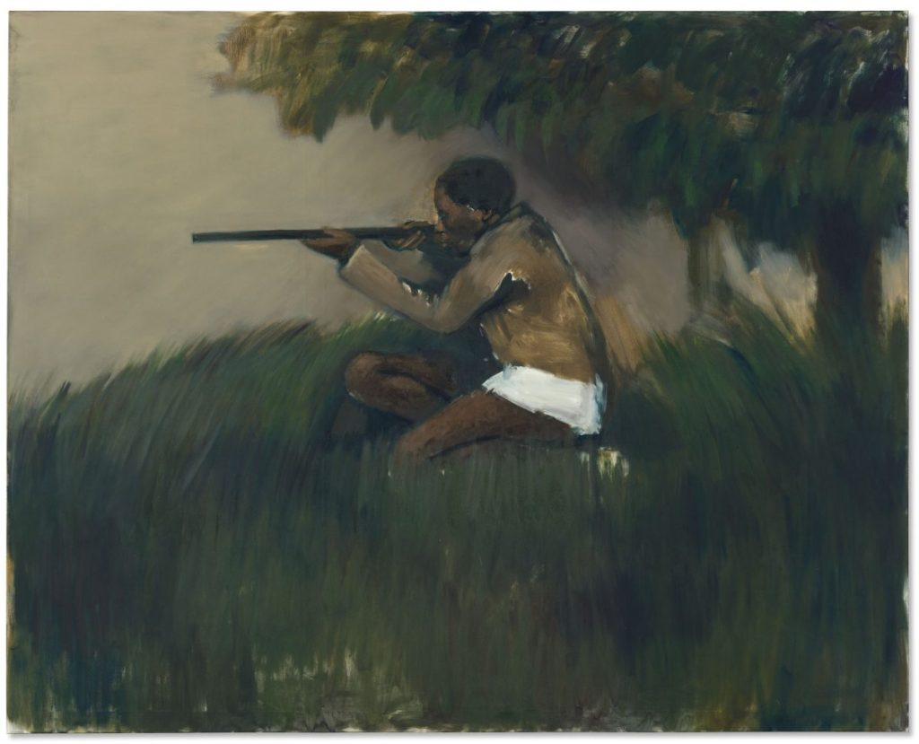 Lynette Yiadom-Boakye Painting from Turner Prize Showcase to Be Auctioned