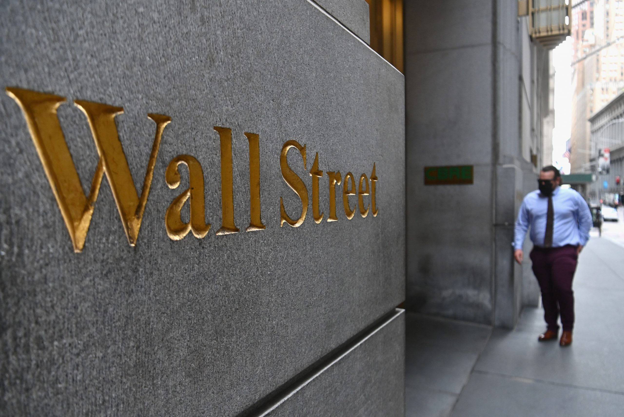 S&P 500 falls led by tech shares before an update from the Fed