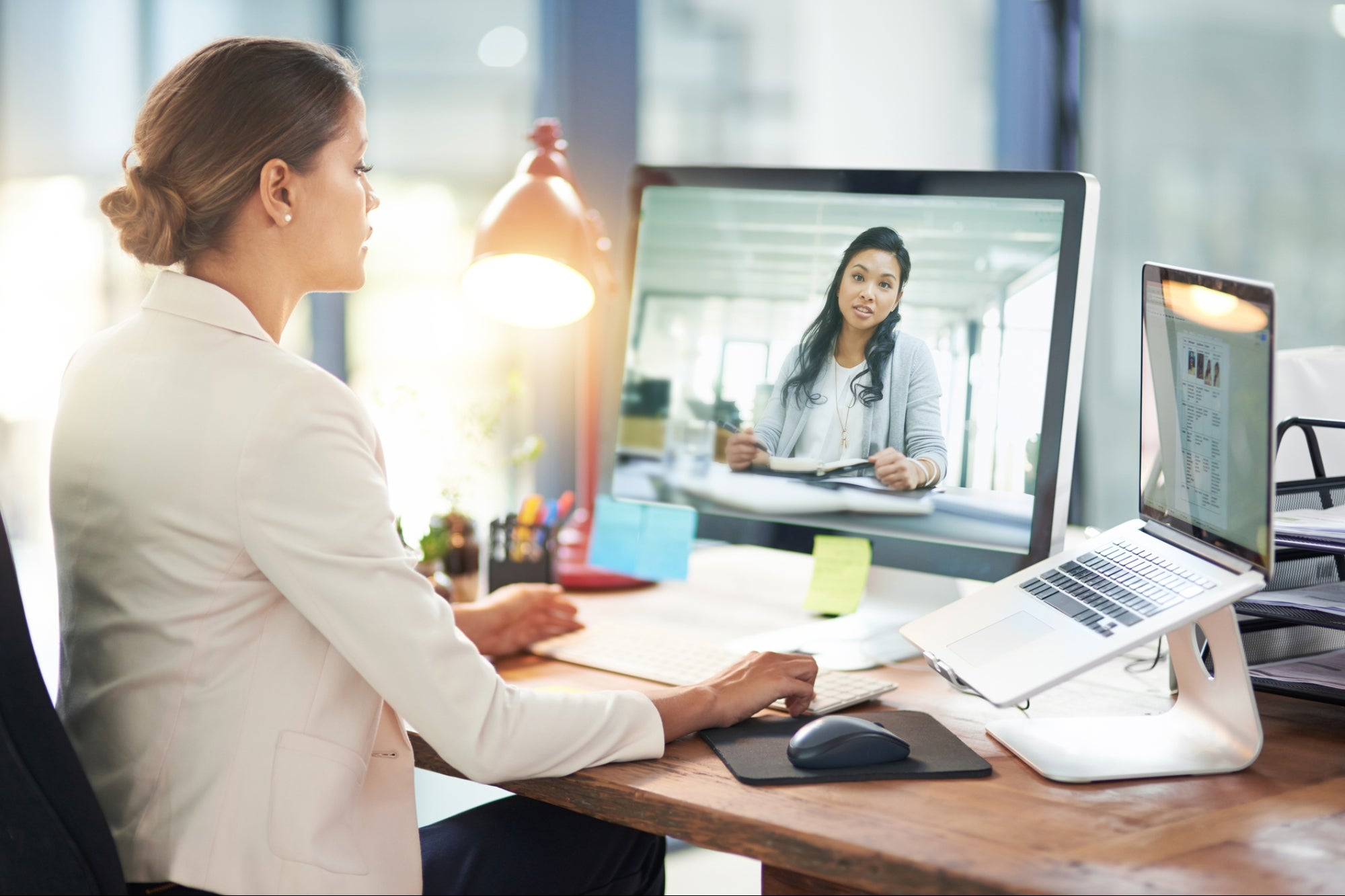 Should You Renegotiate Your Employees' Salaries Now That They're Working Remote?